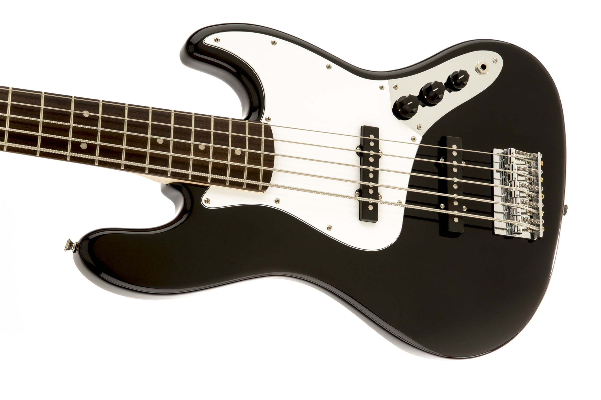 affinity series jazz bass v 5 string squier electric basses. Black Bedroom Furniture Sets. Home Design Ideas