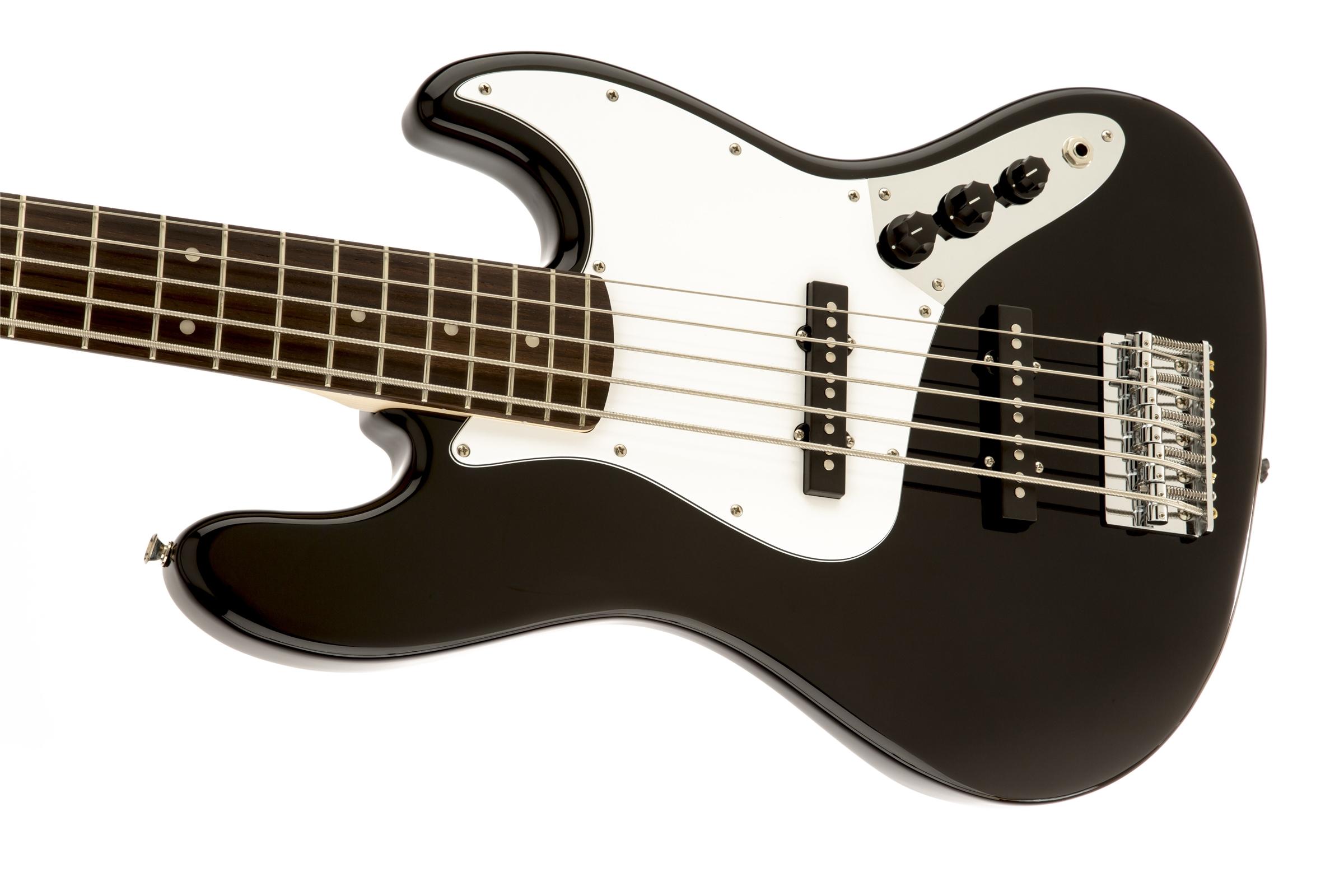 Squier® Affinity Jazz Bass® V (5 String), Rosewood Fingerboard ...