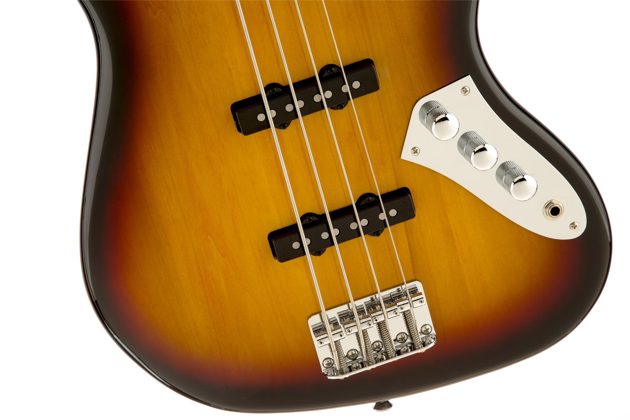 vintage modified jazz bass fretless squier electric basses. Black Bedroom Furniture Sets. Home Design Ideas