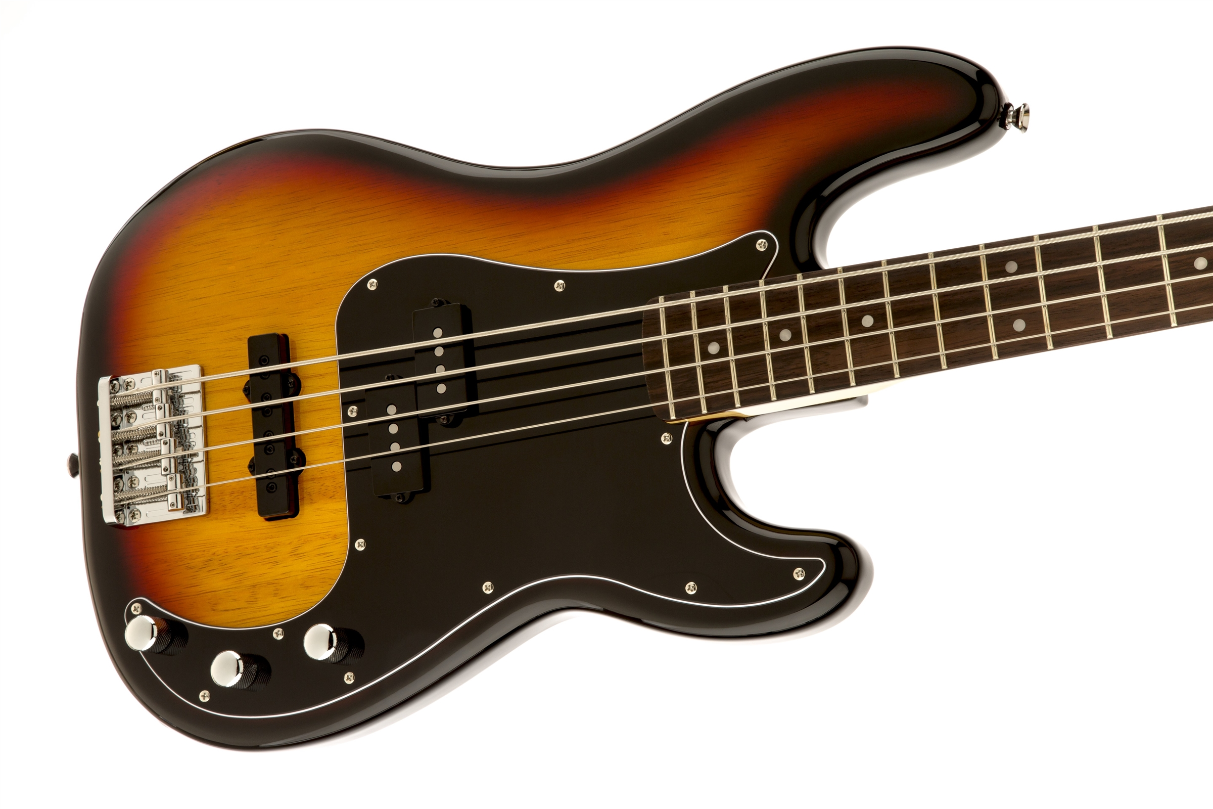 squier vintage modified precision bass pj squier bass guitars. Black Bedroom Furniture Sets. Home Design Ideas