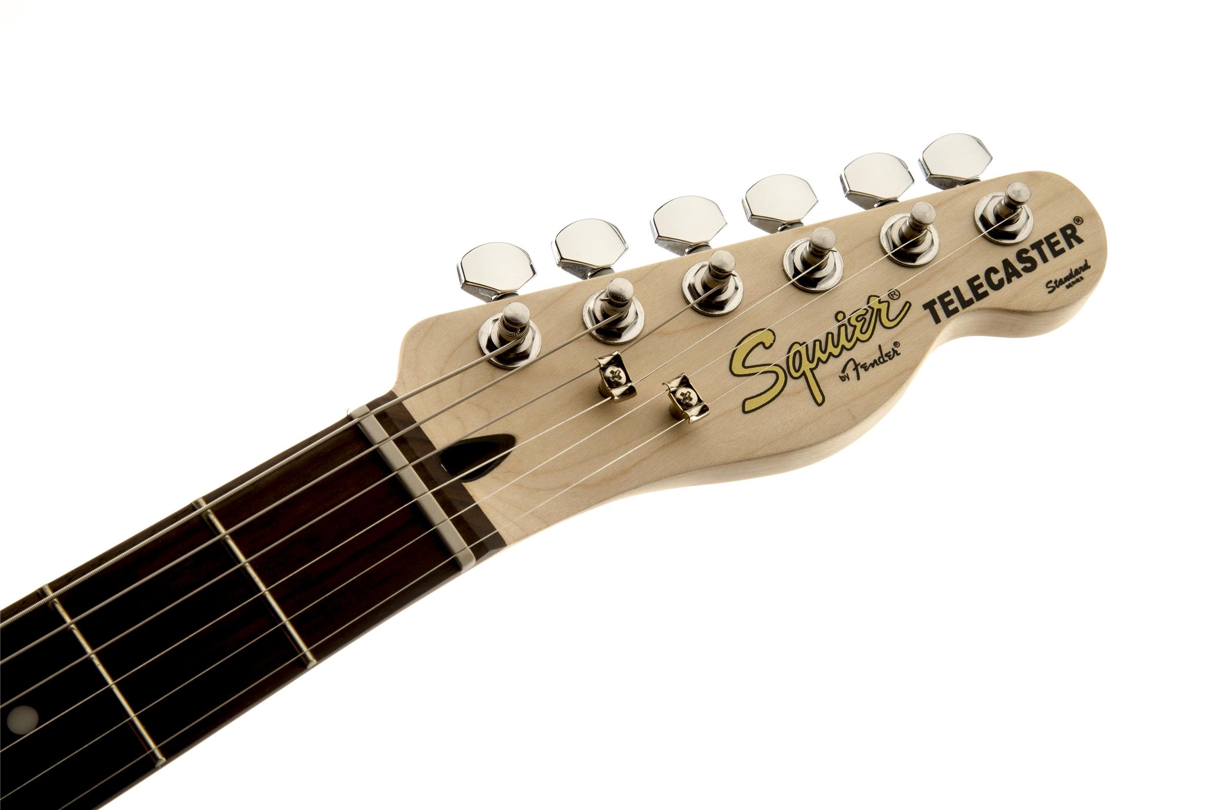 standard telecaster squier electric guitars. Black Bedroom Furniture Sets. Home Design Ideas