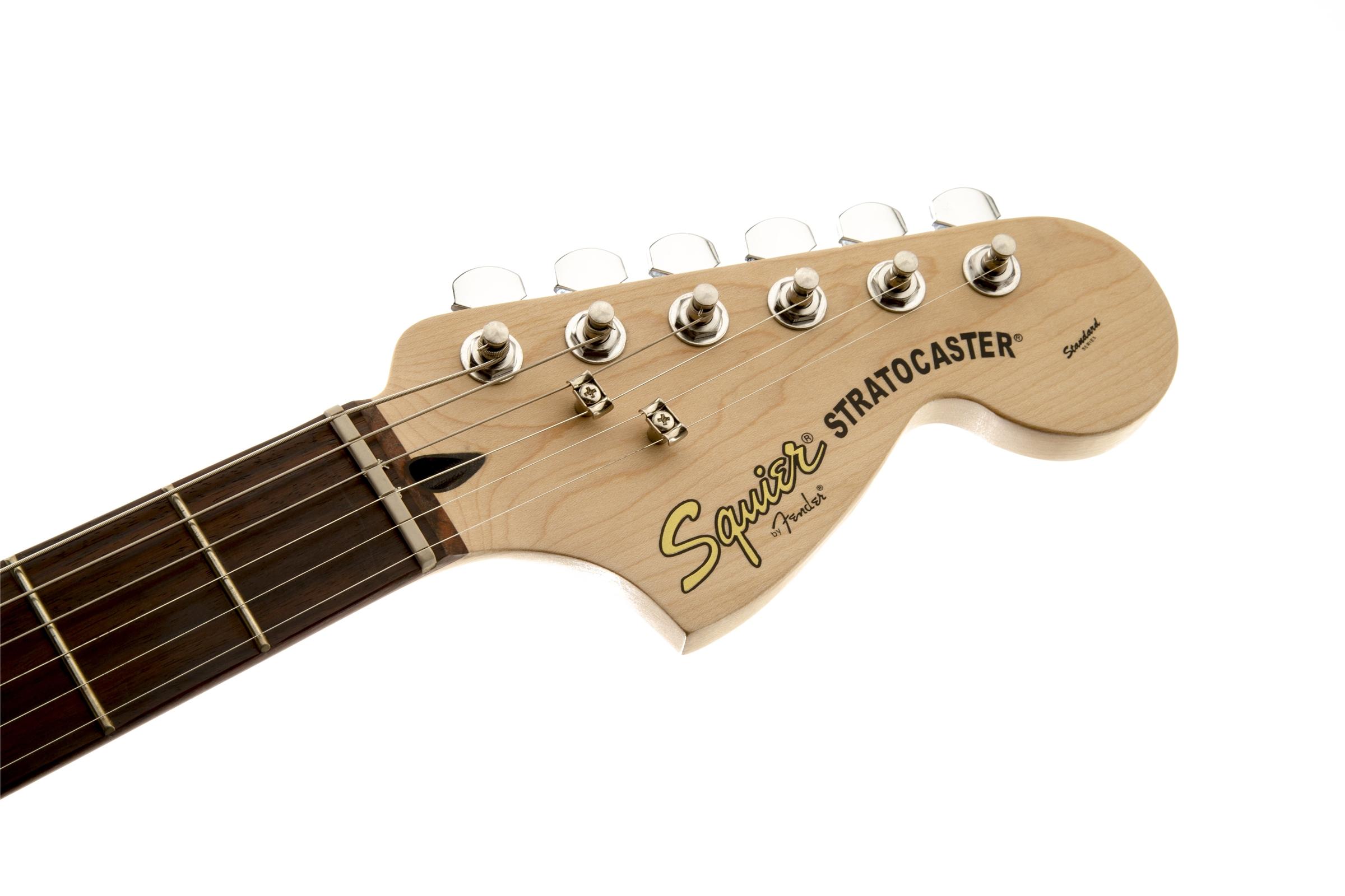 standard stratocaster fmt squier electric guitars. Black Bedroom Furniture Sets. Home Design Ideas
