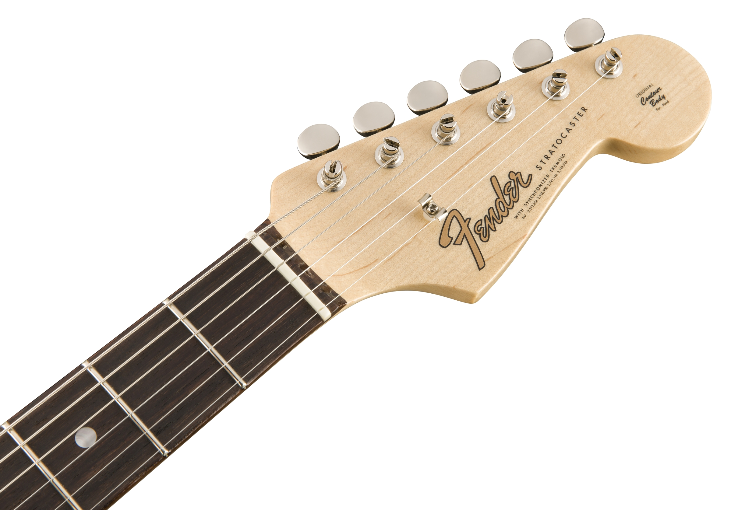 American Original '60s Stratocaster® | Electric Guitars