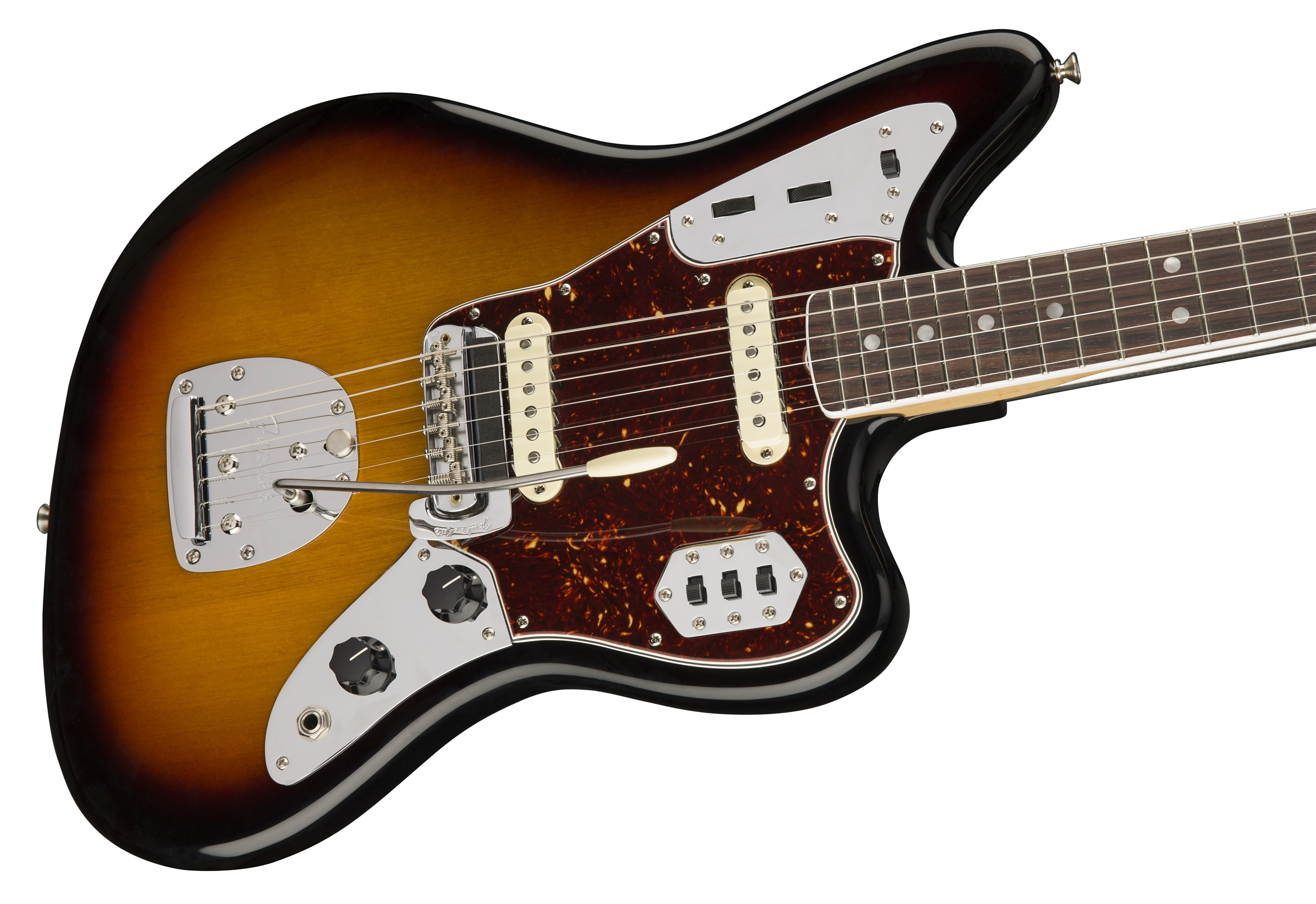 American Original U002760s Jaguar®   3 Color Sunburst