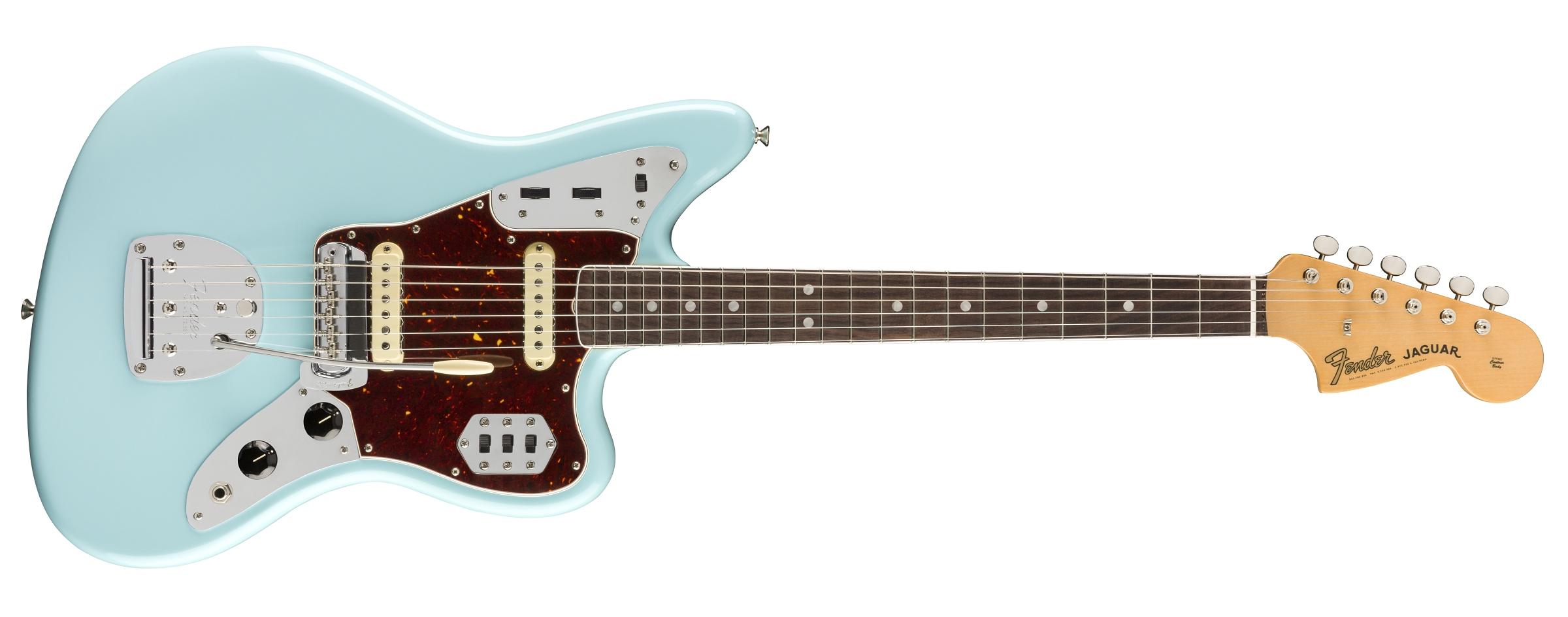 USA Fender American Original 60s RI Jaguar Chrome Bridge COVER  USA Guitar Parts