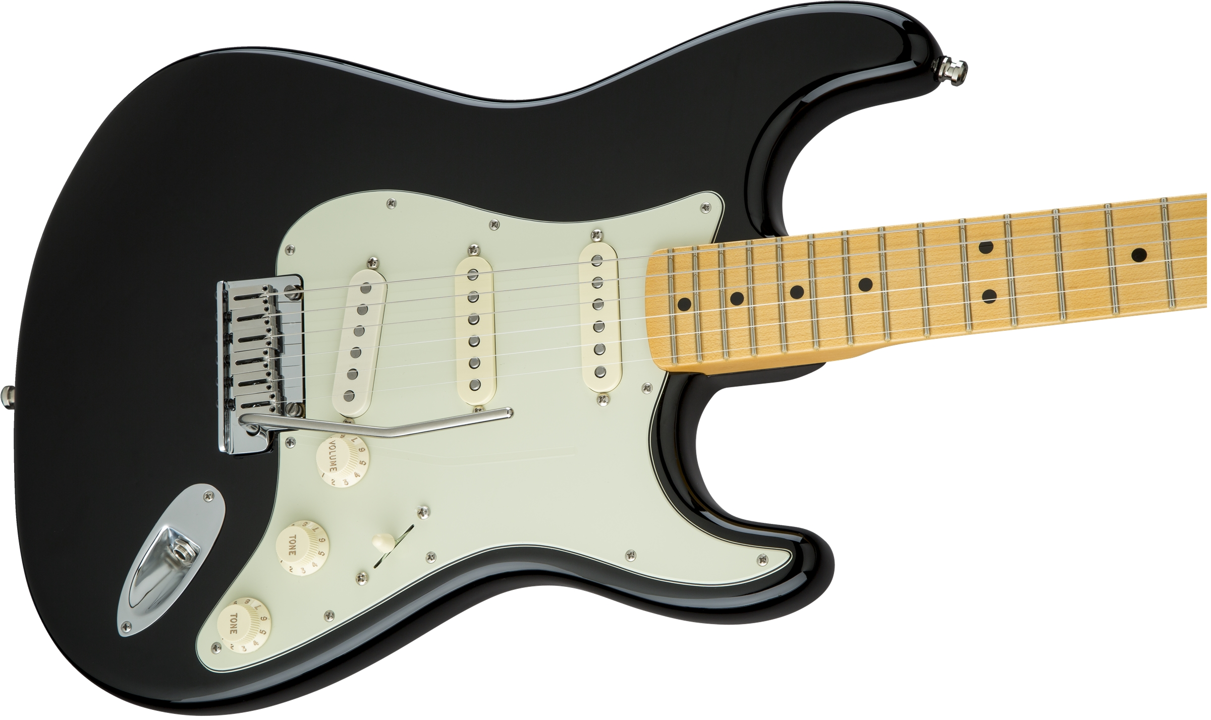 The edge strat black
