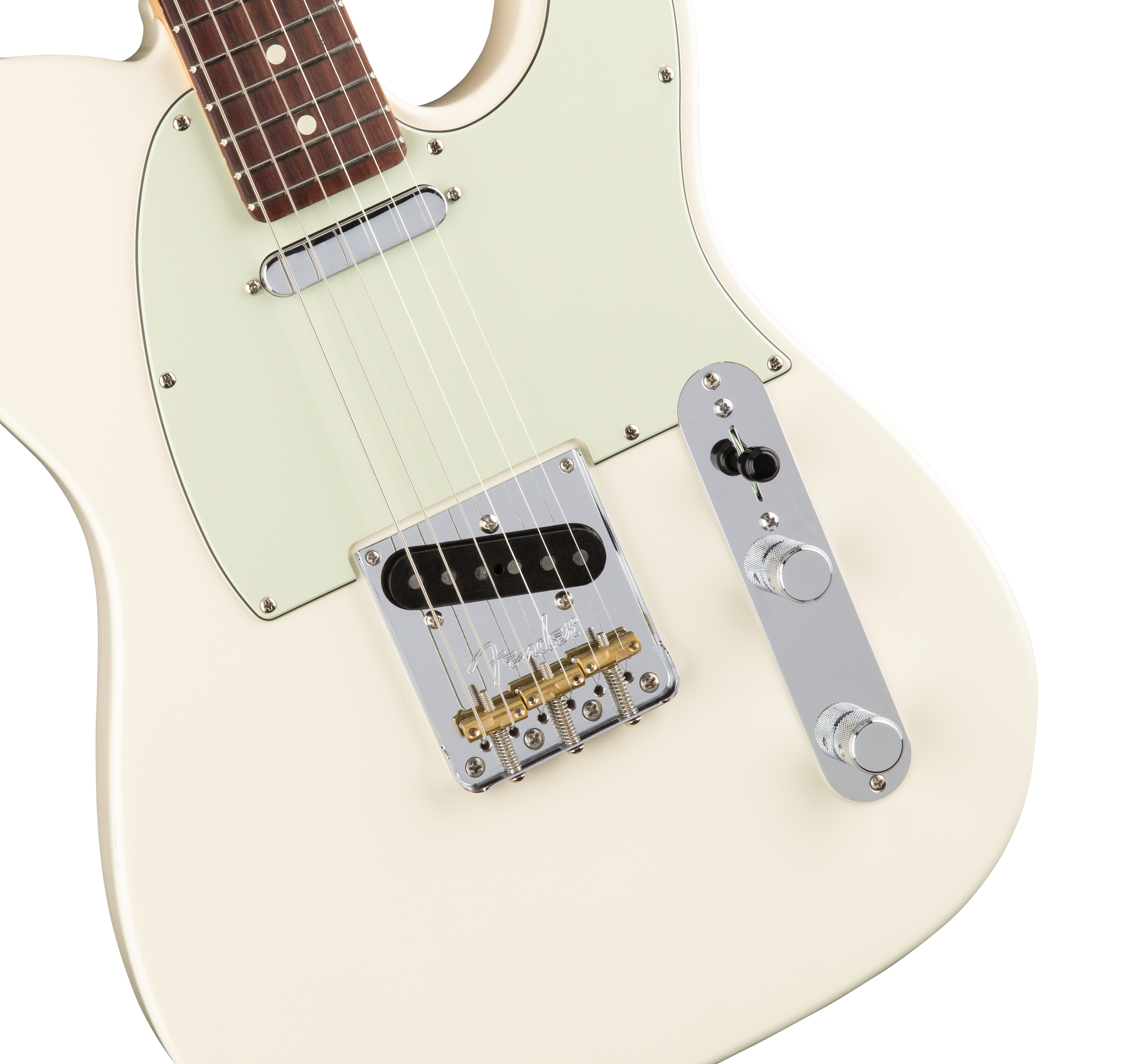 American Professional Telecaster Electric Guitars Series Wiring