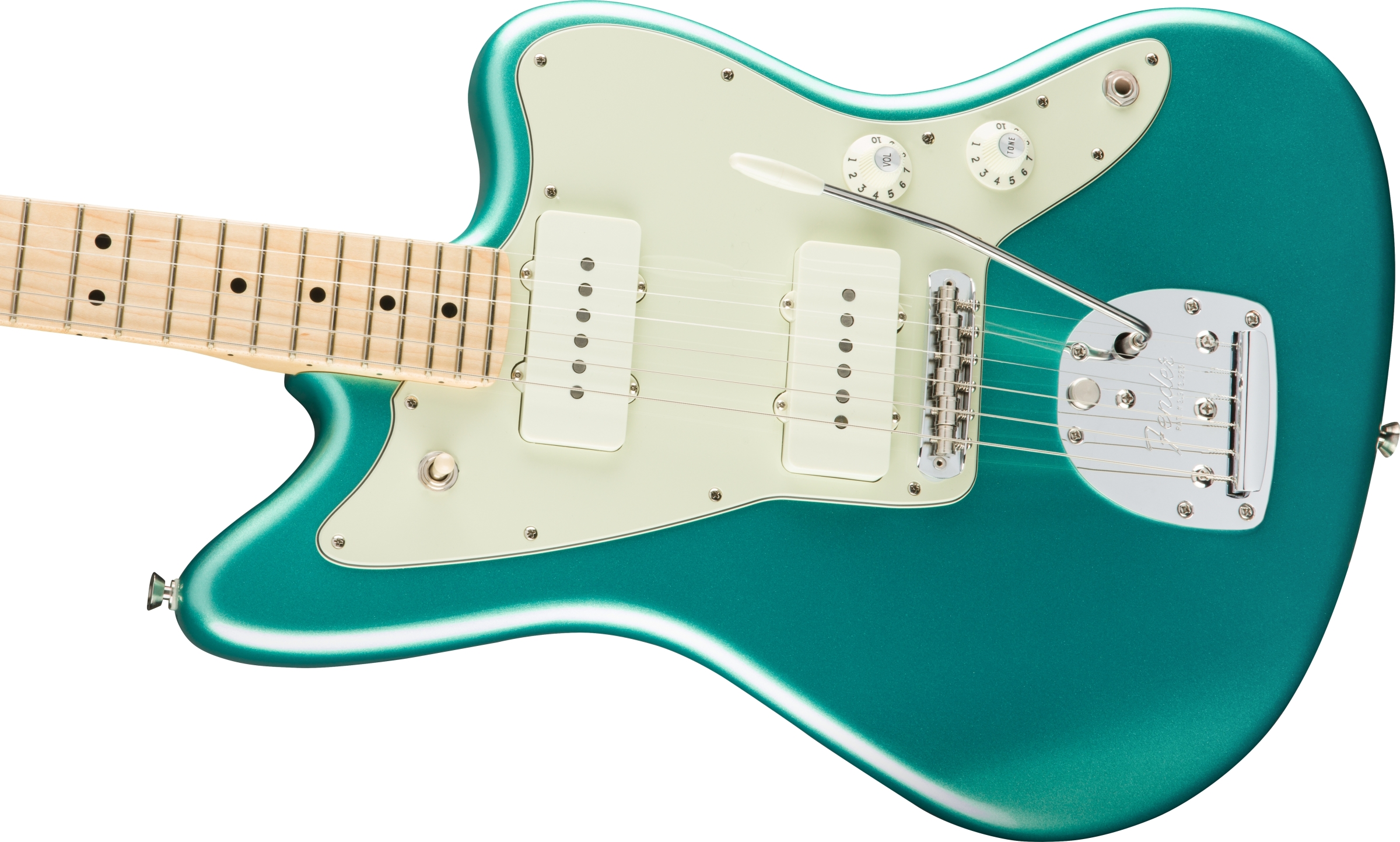 American Professional Jazzmaster® | Electric Guitars