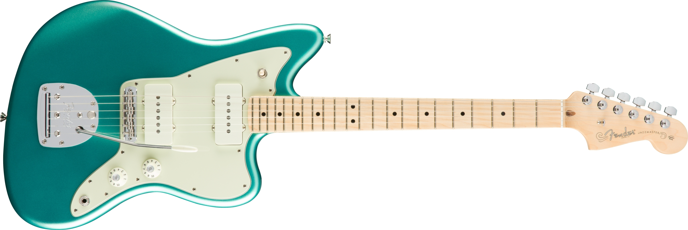American Professional Jazzmaster Electric Guitars Fender Deluxe Players Strat Wiring Diagram Tap To Expand