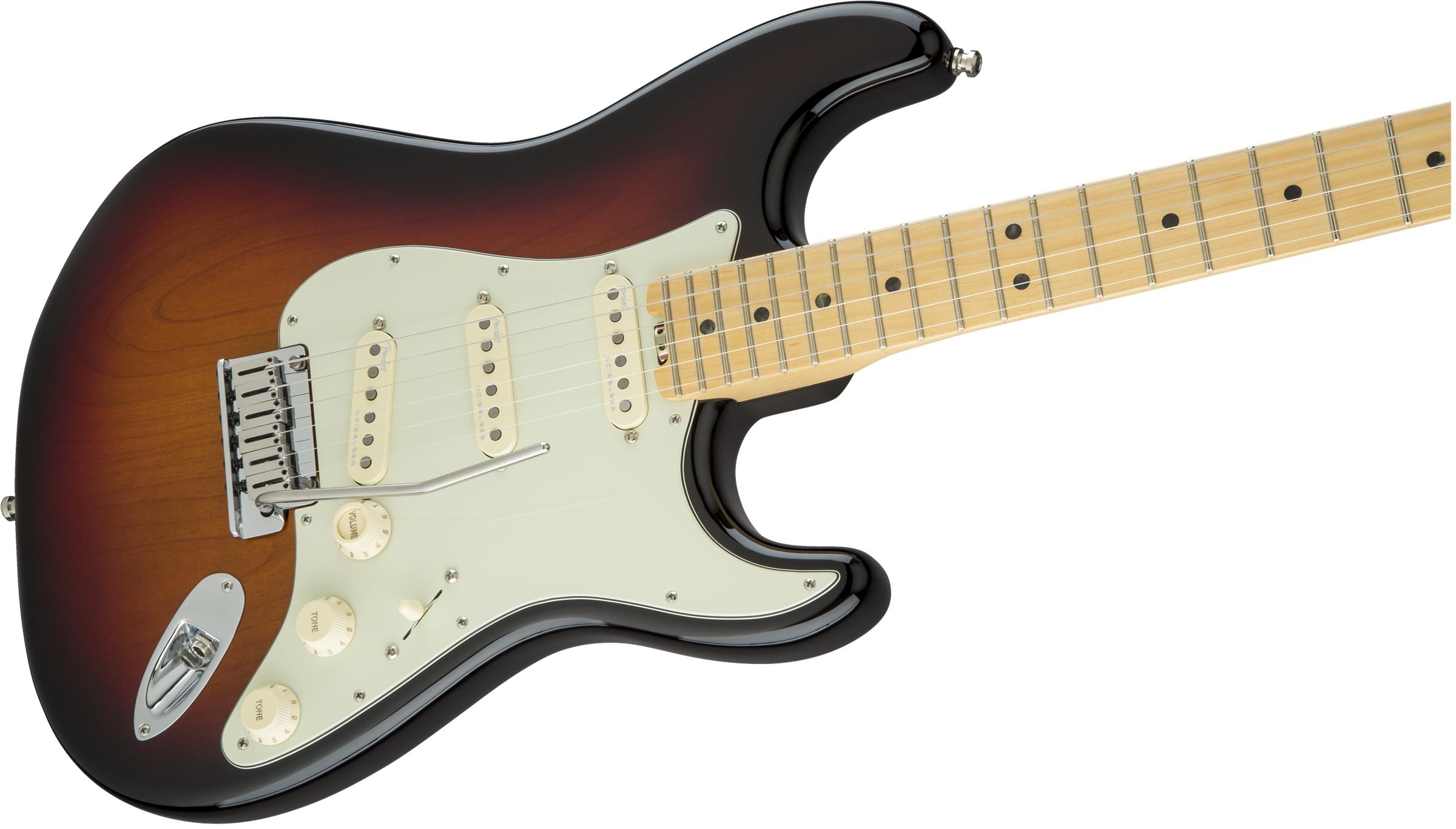 Fender American Elite Stratocaster 174 Maple Fingerboard 3
