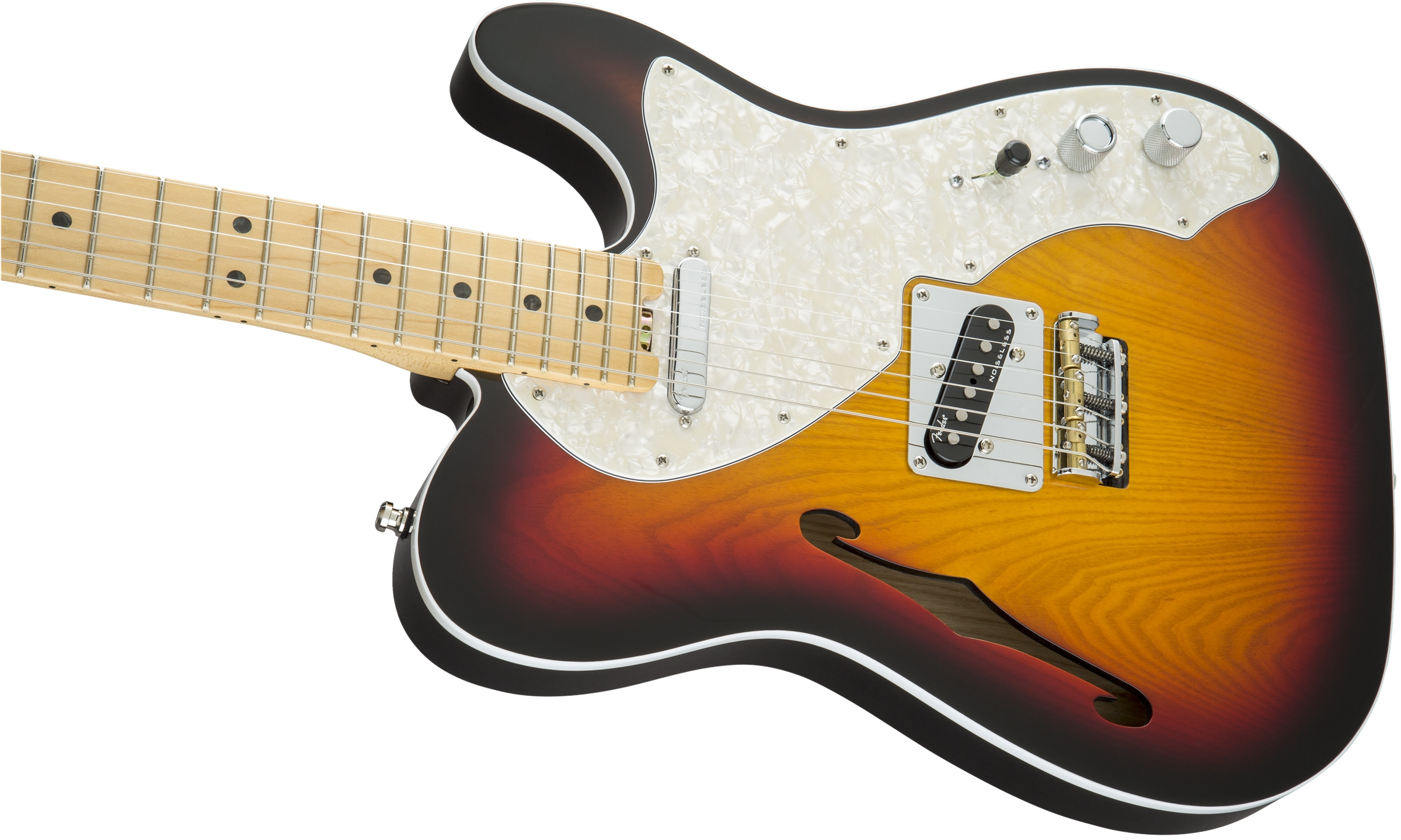 0114312700_gtr_cntbdyleft_001_nr fender american elite telecaster� thinline, maple fingerboard, 3  at eliteediting.co