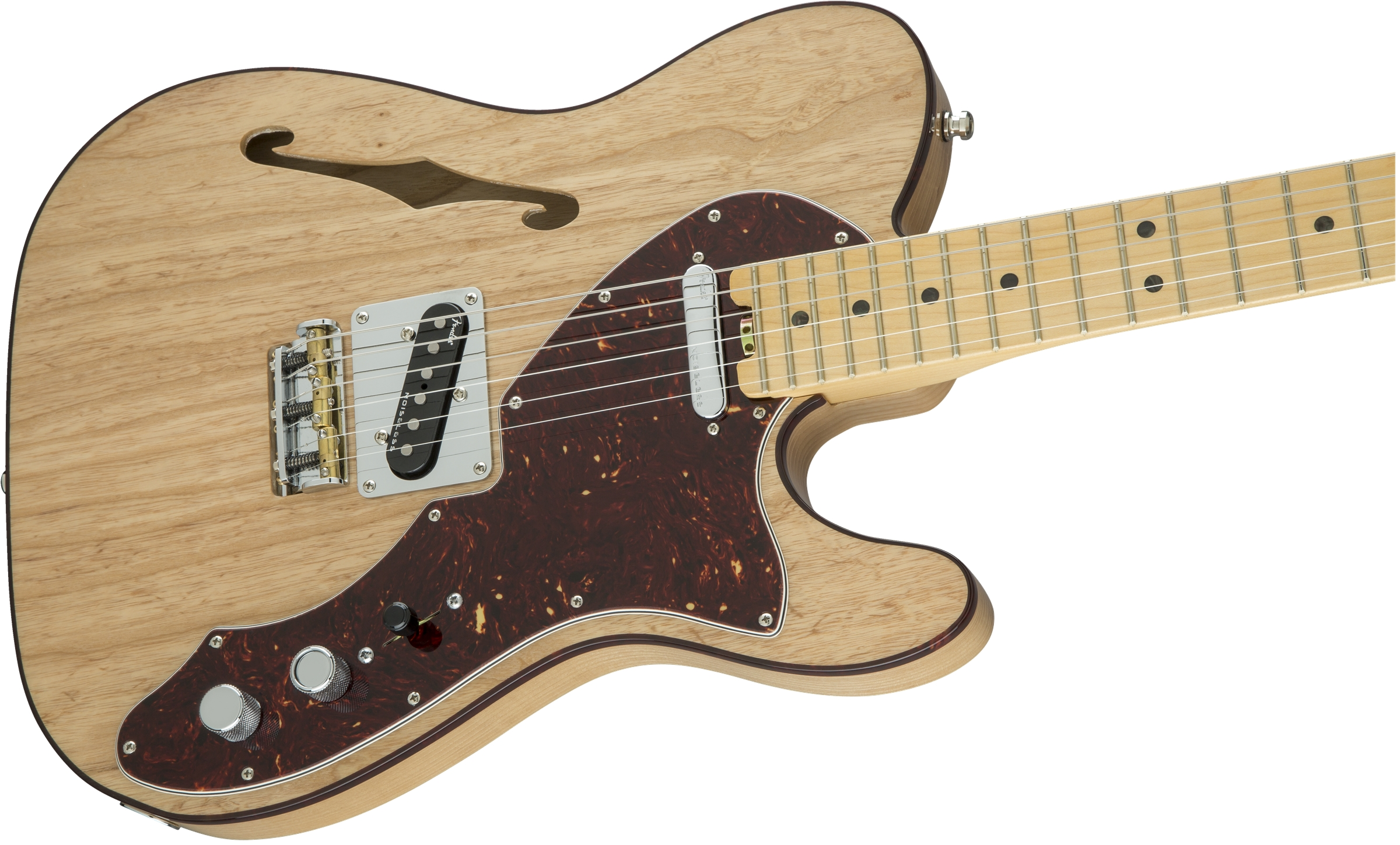 American Elite Telecaster & 174 Thinline Electric Guitars