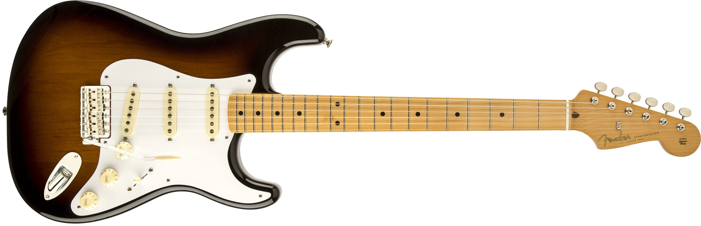 0131002303_gtr_frt_001_rr classic series '50s stratocaster� fender electric guitars  at webbmarketing.co