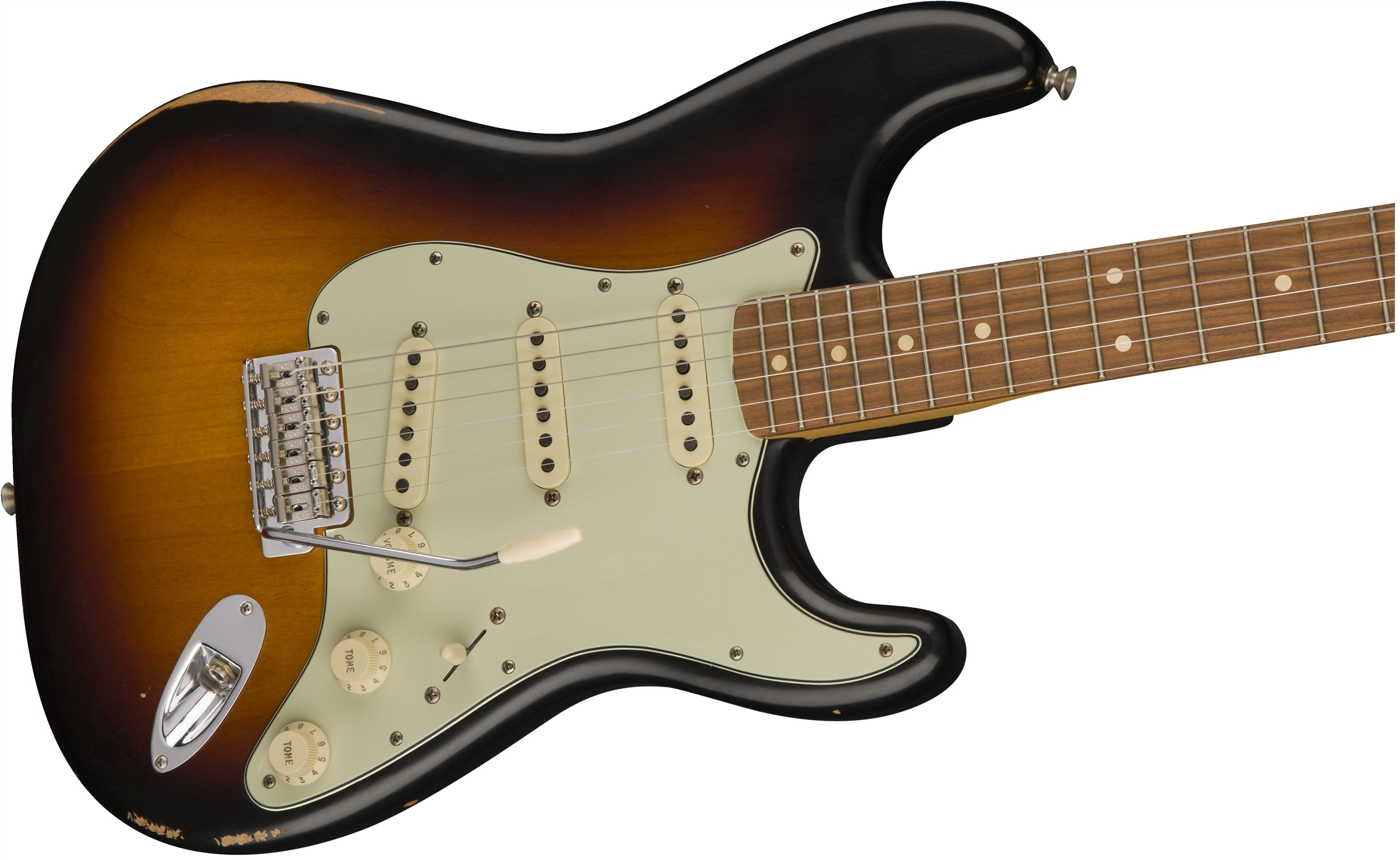 Road Worn 60s Stratocaster Electric Guitars Highway 1 Fender Wiring Diagram Tap To Expand