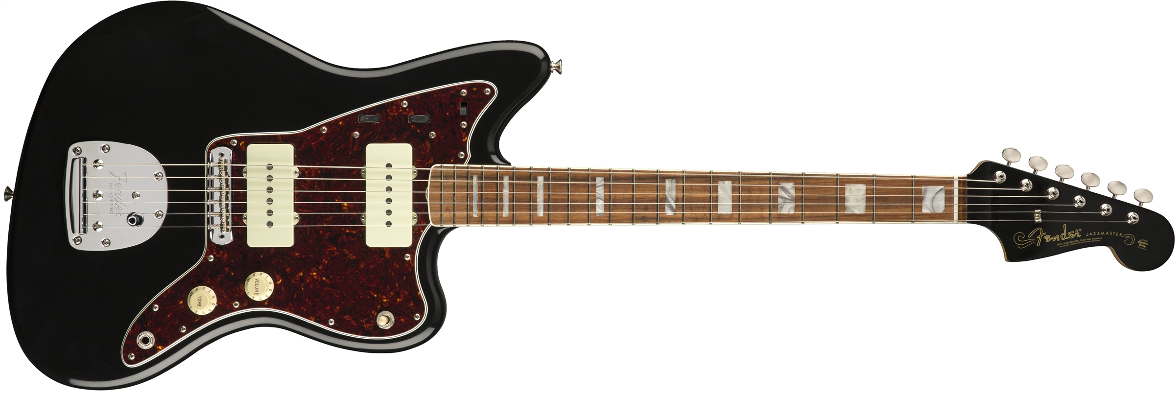 limited edition 60th anniversary classic jazzmaster electric guitars. Black Bedroom Furniture Sets. Home Design Ideas