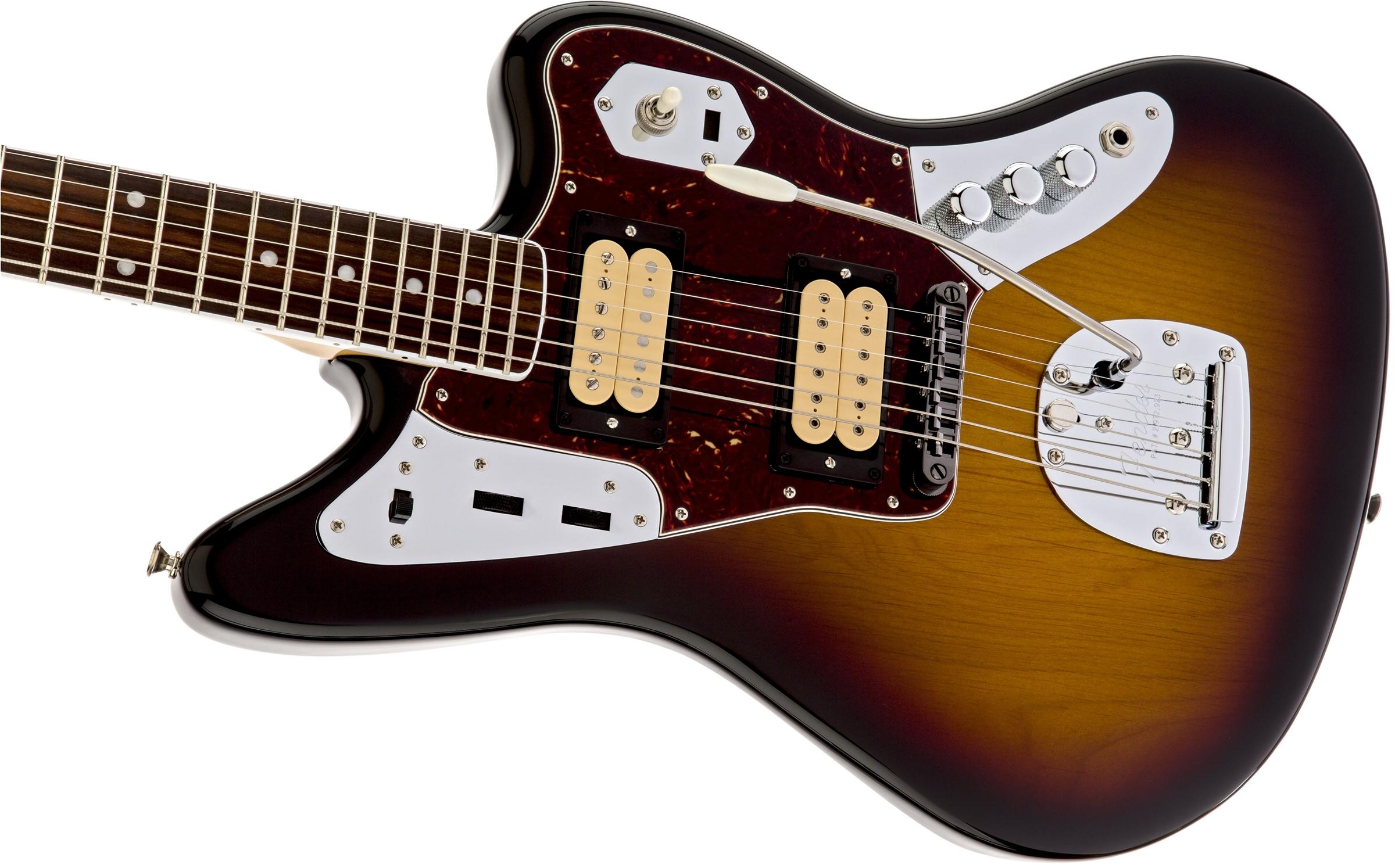 Kurt Cobain Jaguar® | Electric GuitarsShop Fender