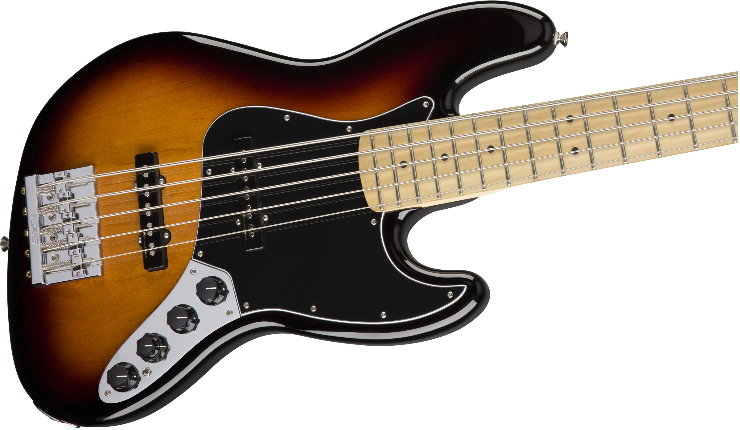 Circuito Jazz Bass Deluxe : Fender deluxe active jazz bass v maple fingerboard