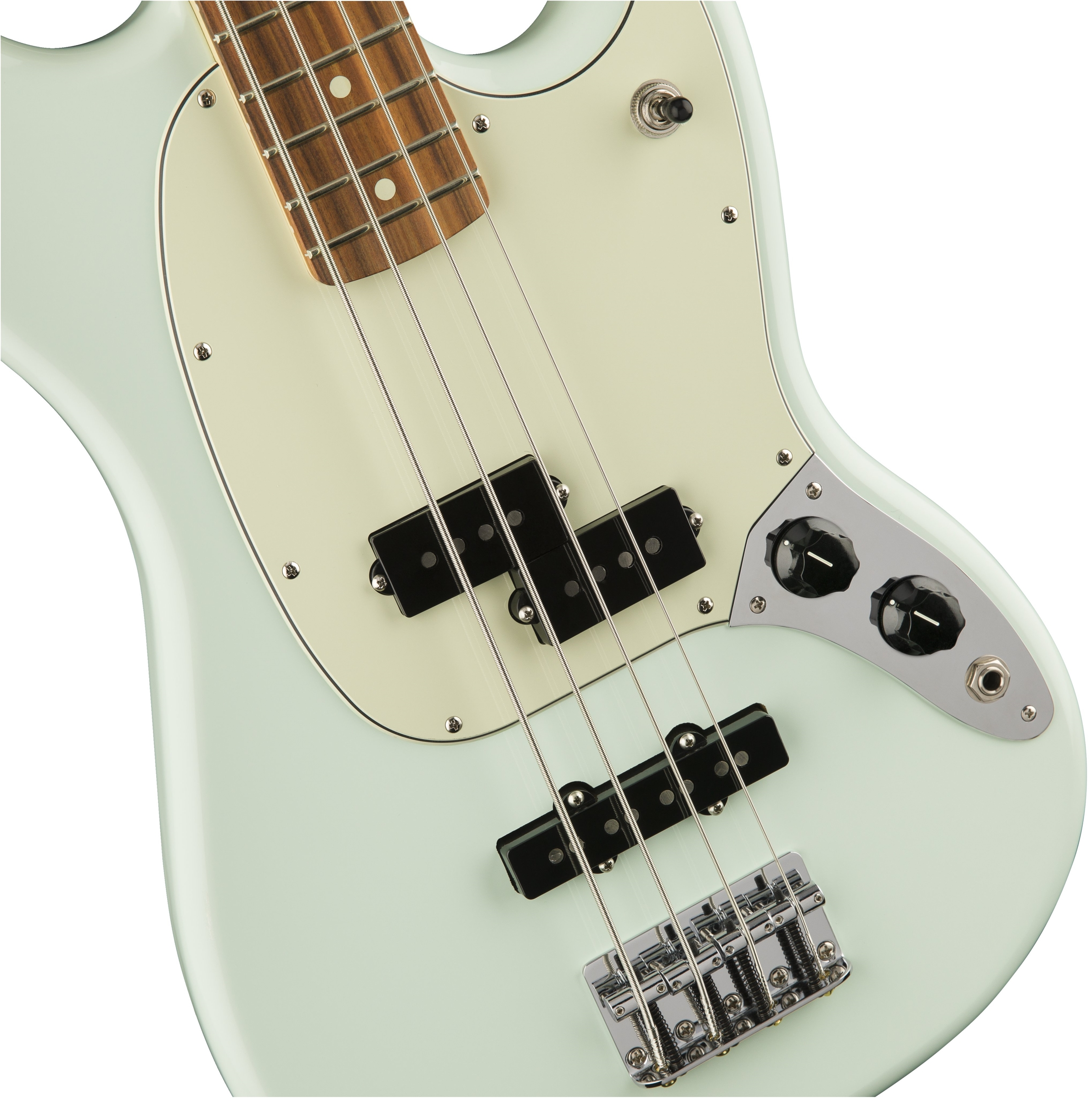 fender mustang® bass pj