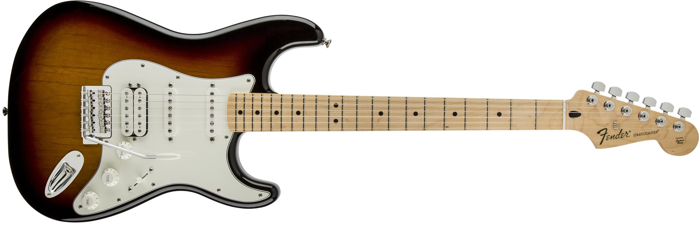 standard stratocaster hss electric guitars. Black Bedroom Furniture Sets. Home Design Ideas