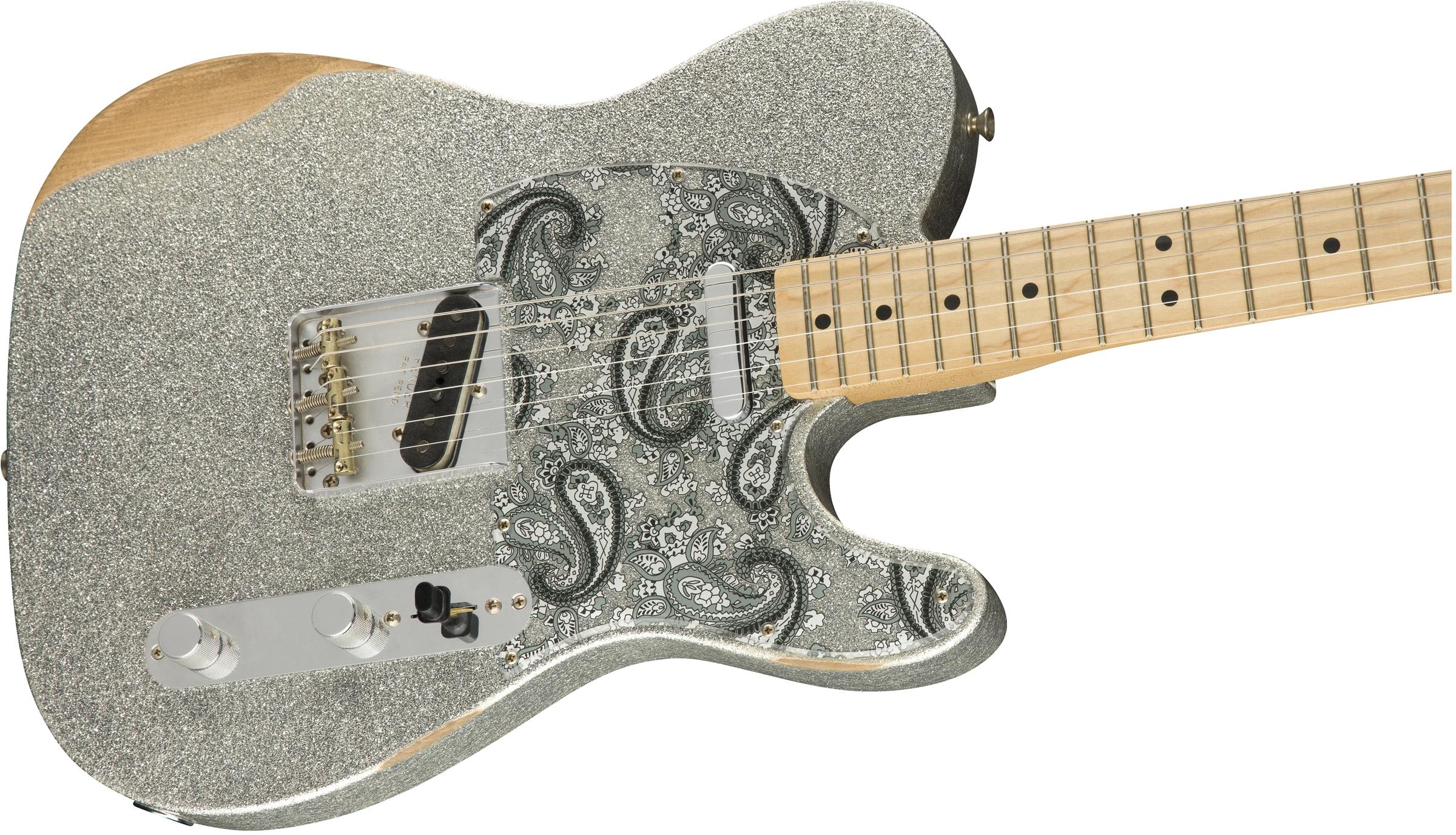 brad paisley road worn telecaster electric guitars. Black Bedroom Furniture Sets. Home Design Ideas