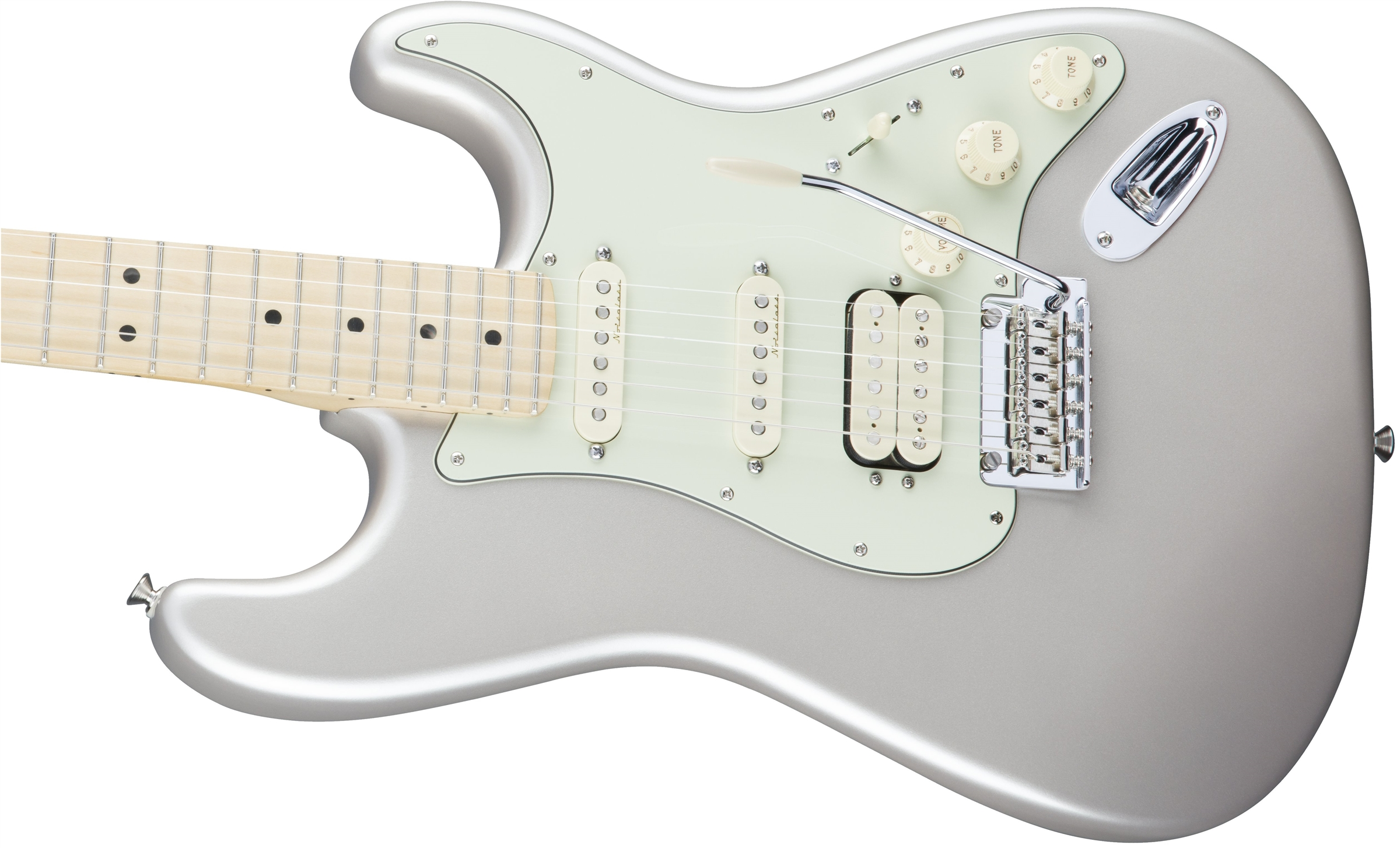 American Custom Stratocaster Tone Wiring Schematics Auto Hss Strat Diagram Single Fender Noiseless Rickenbacker