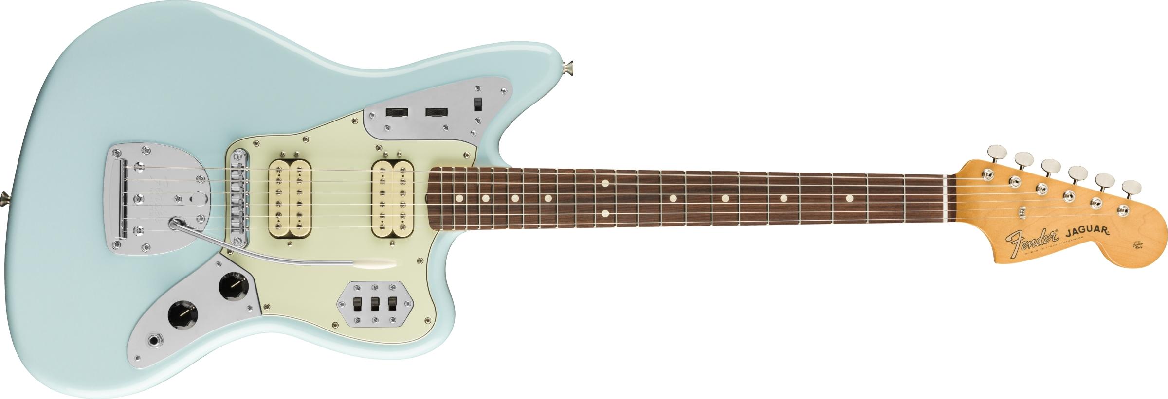 Vintera® '60s Jaguar® Modified HH | Electric GuitarsShop Fender