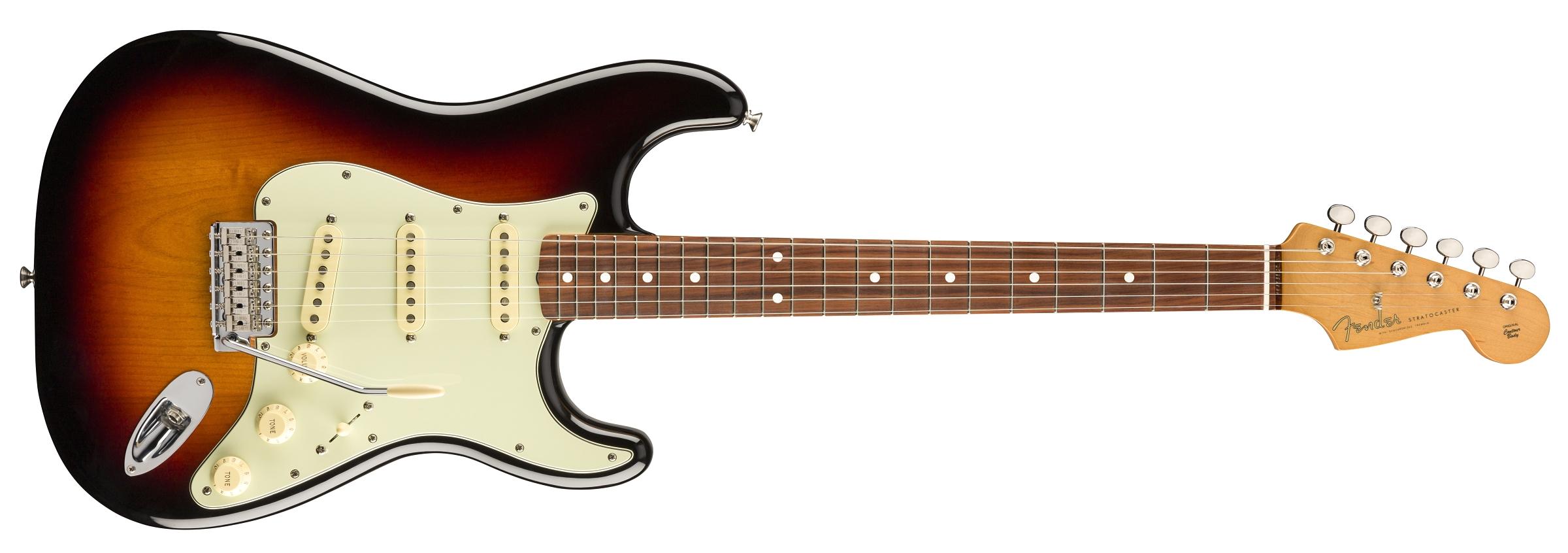 Vintera® '60s Stratocaster®   Electric Guitars