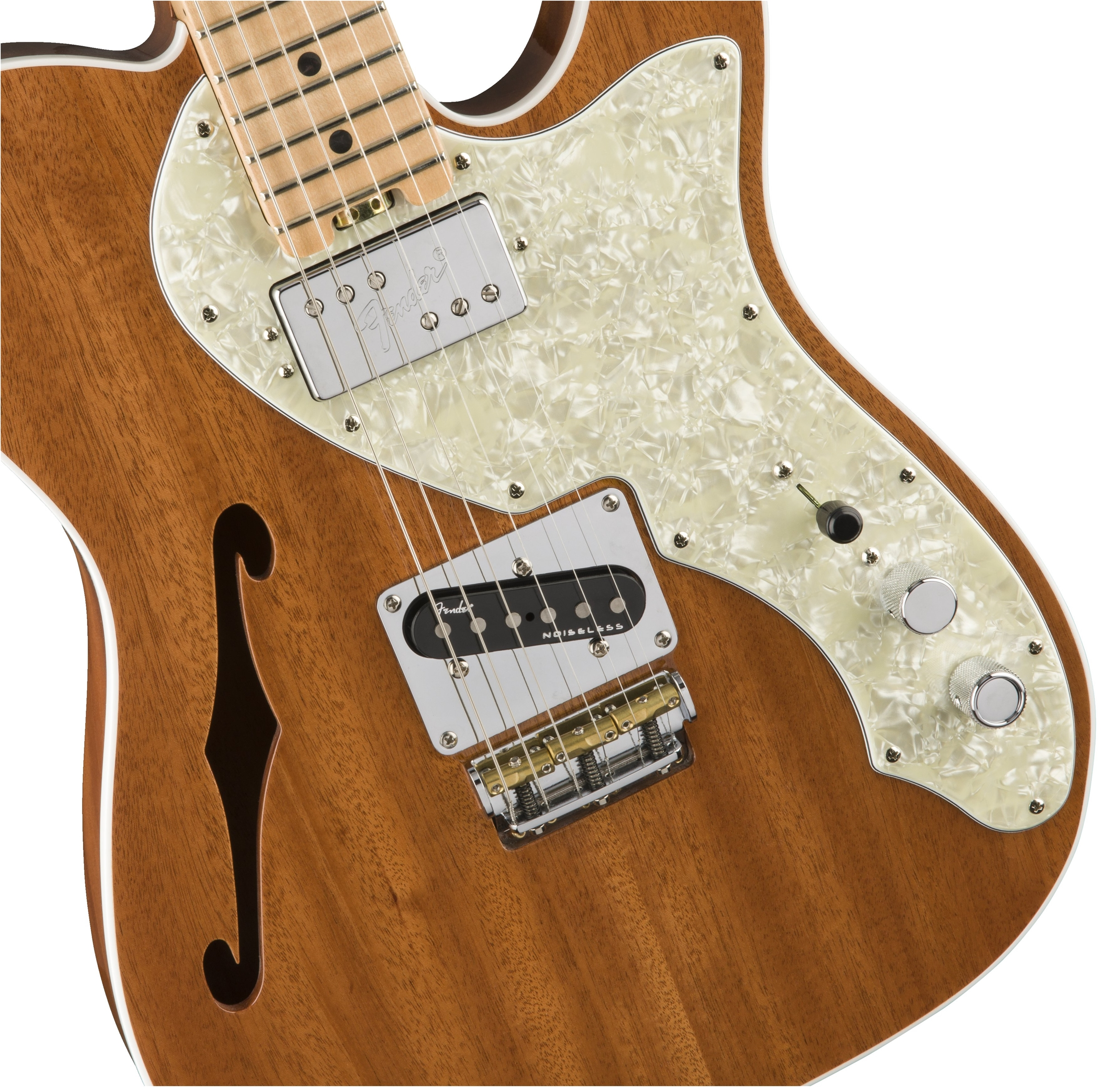 0175103721_gtr_frtbdydtl_001_nr fender 2017 limited edition american elite mahogany tele� thinline  at eliteediting.co