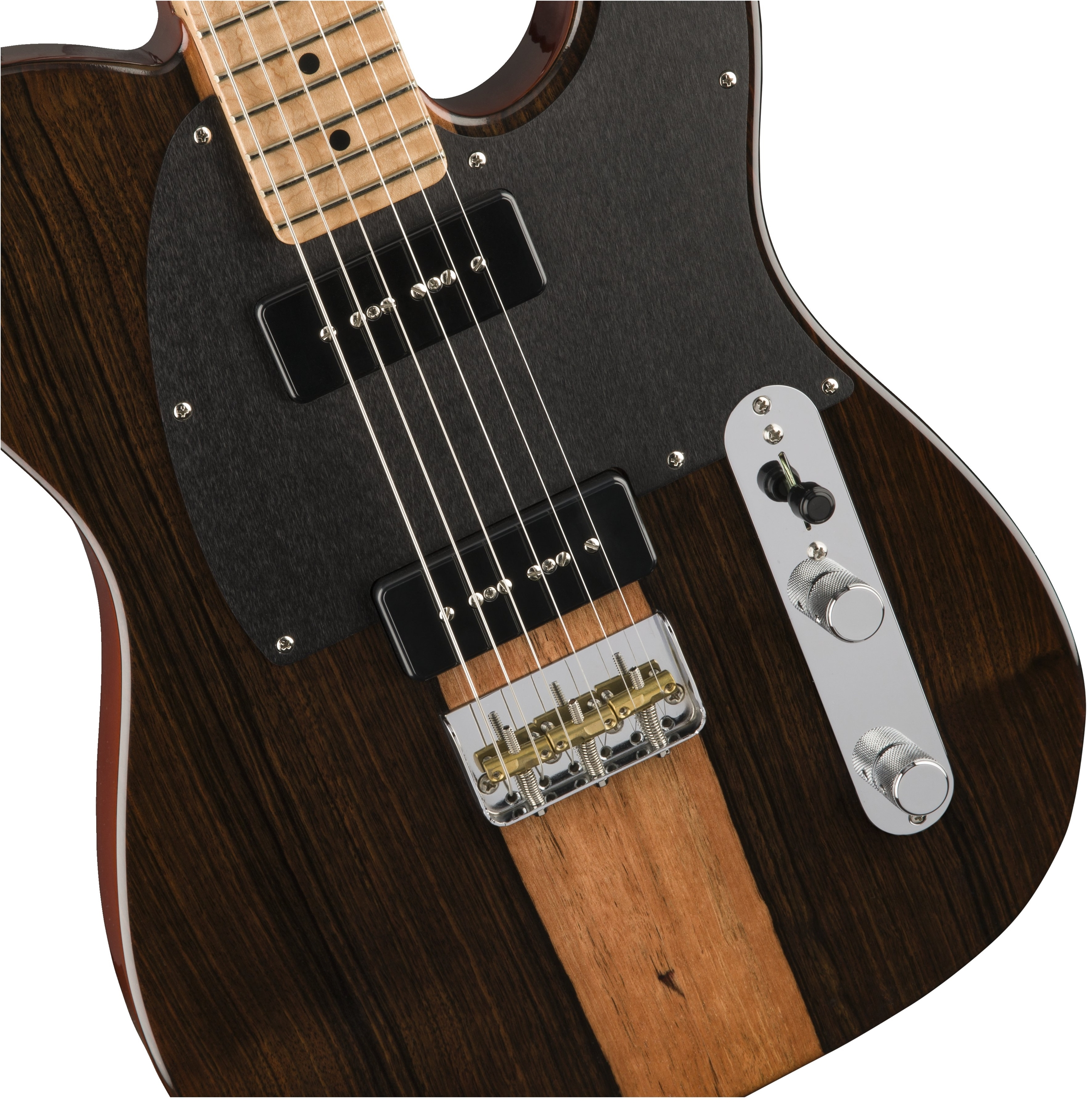 2017 Limited Edition Malaysian Blackwood Telecaster 90 Electric Tele P90 Single Coil Wiring Diagram Guitars