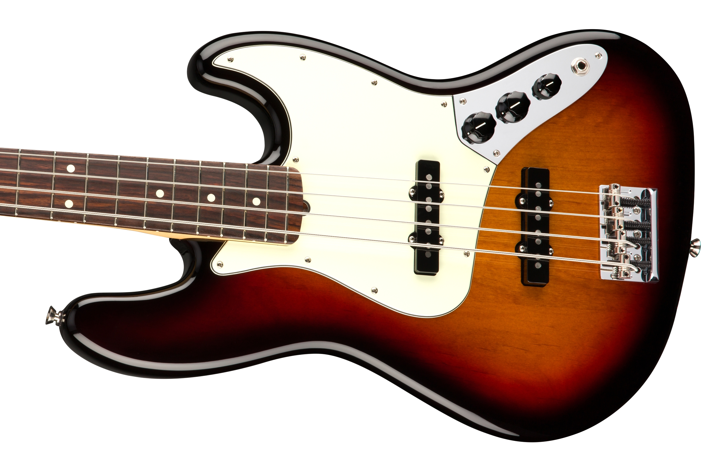 American Professional Jazz Bass® | Electric Basses