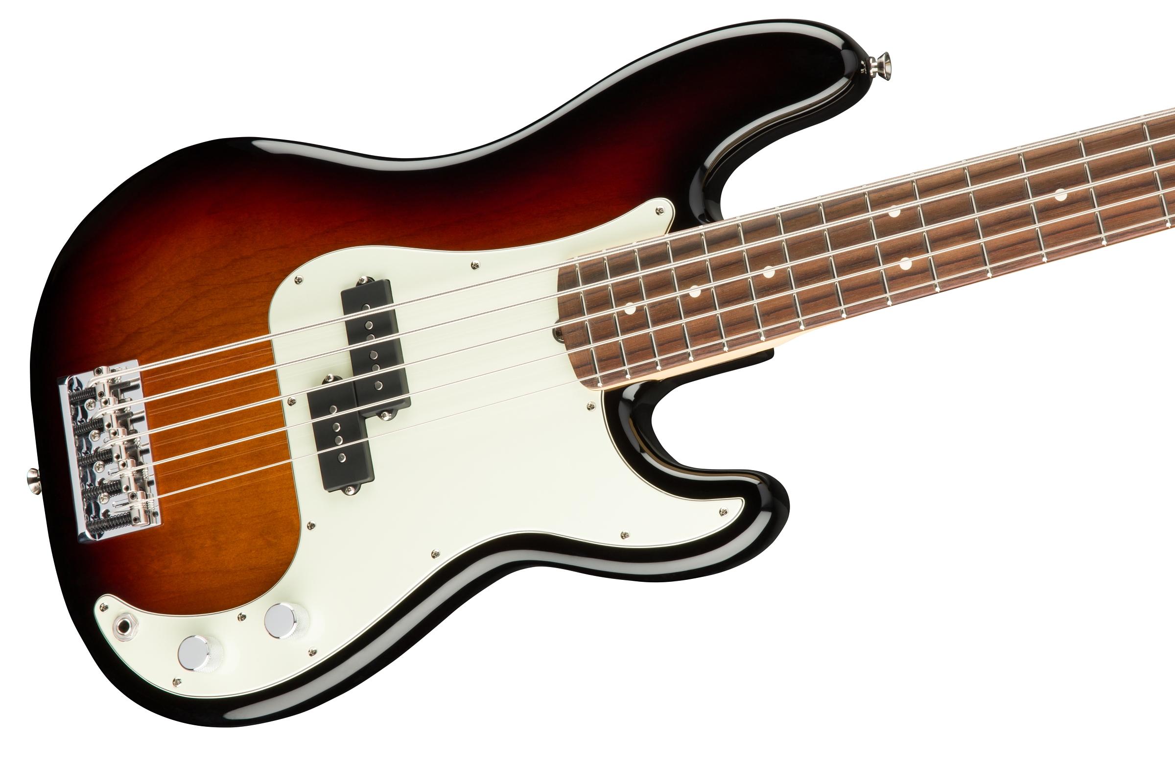 fender american pro precision bass v rosewood fingerboard 3 color sunburst. Black Bedroom Furniture Sets. Home Design Ideas