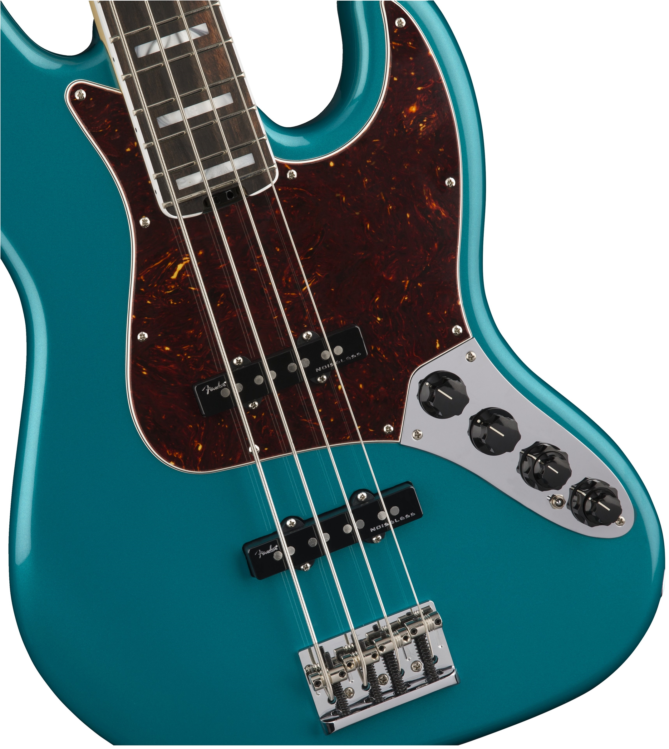 Fender American Deluxe Jazz Bass V 5String Electric Bass