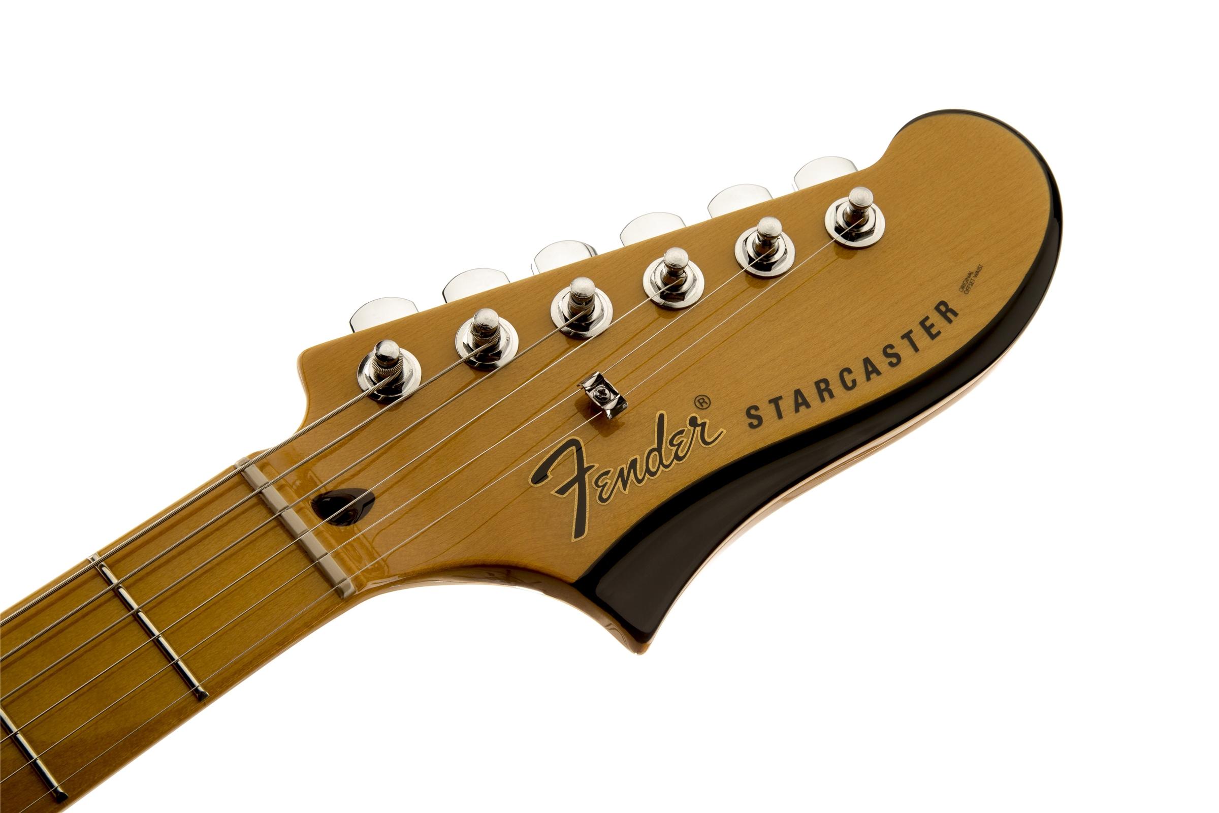 Fender starcaster key generator