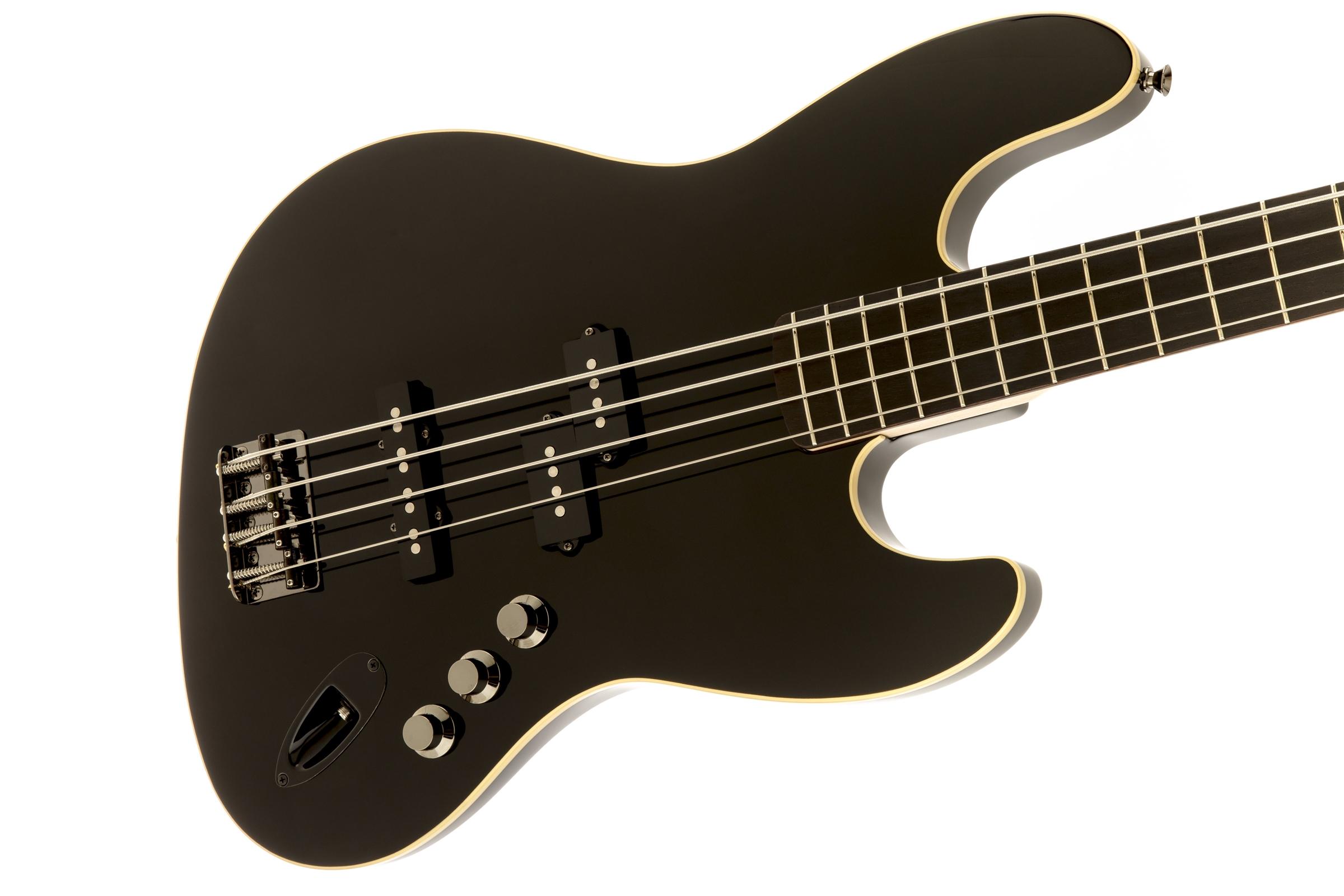 Aerodyne Jazz Bass Electric Basses 3 Way Switch