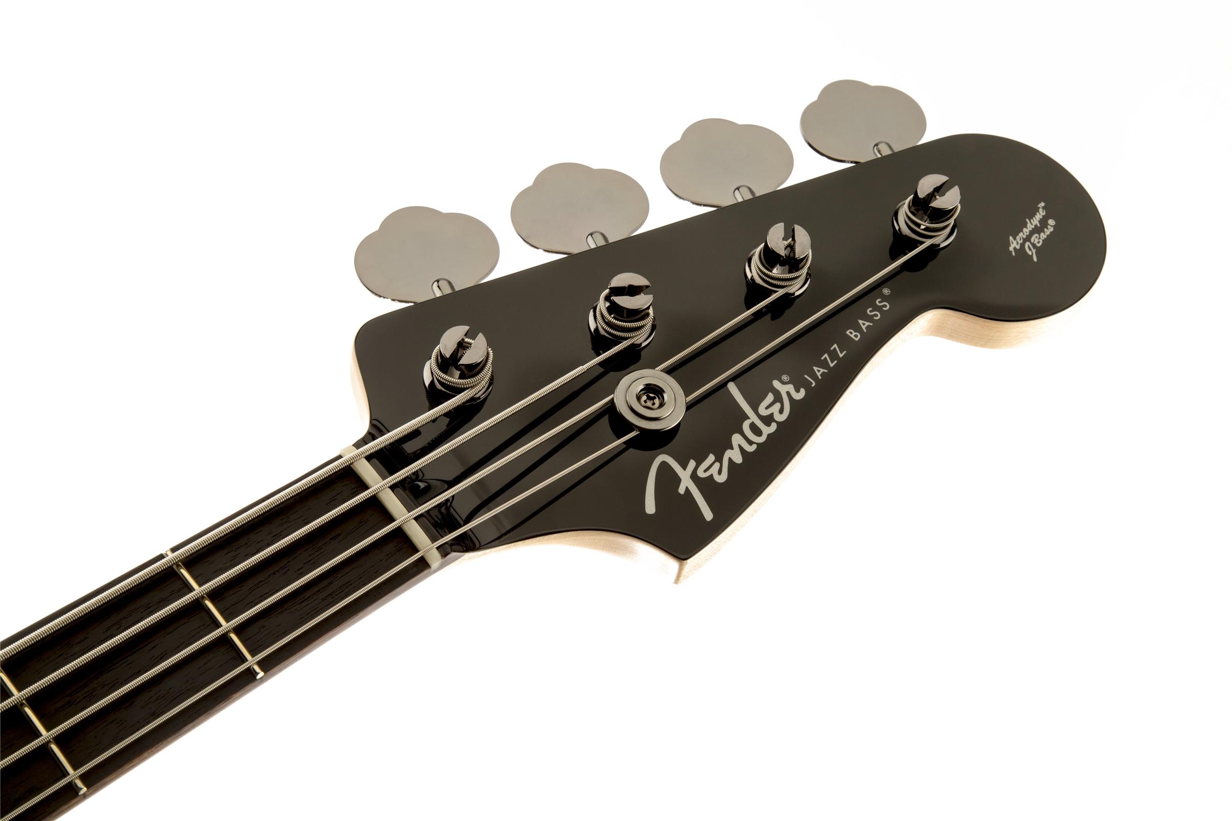aerodyne jazz bass fender bass guitars