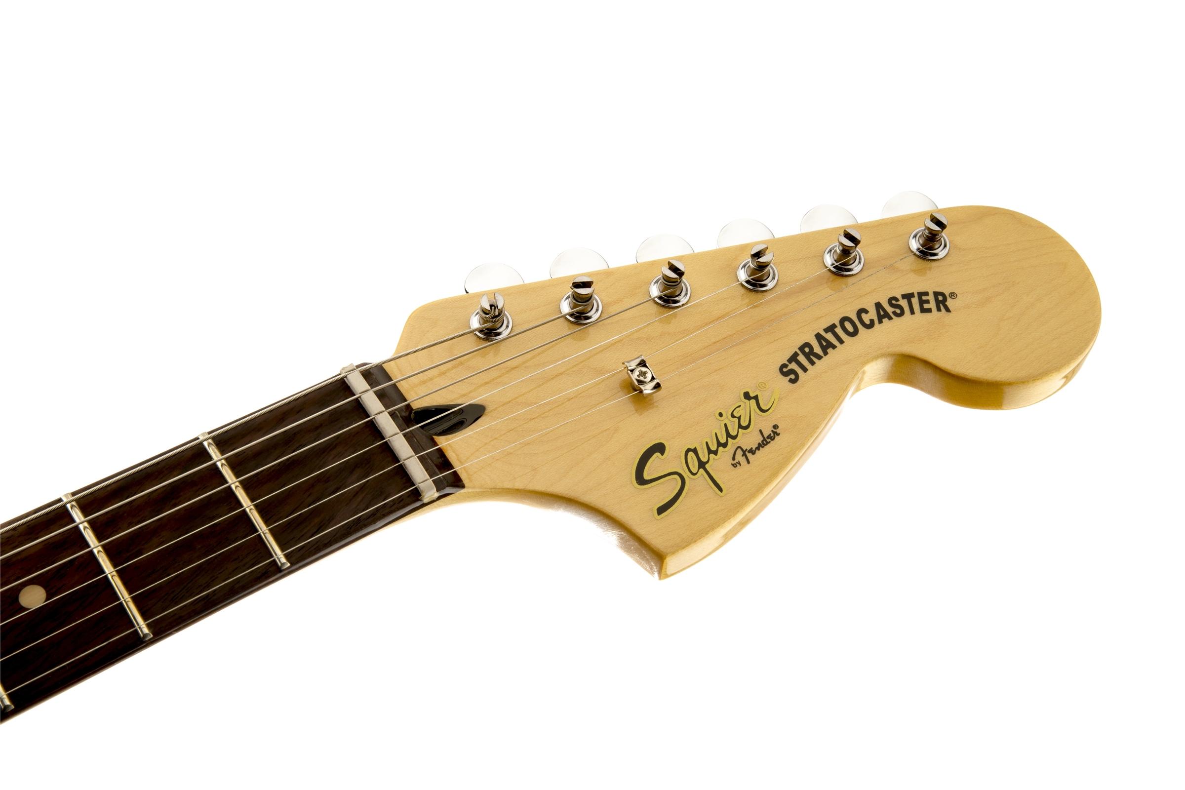vintage modified stratocaster squier electric guitars. Black Bedroom Furniture Sets. Home Design Ideas