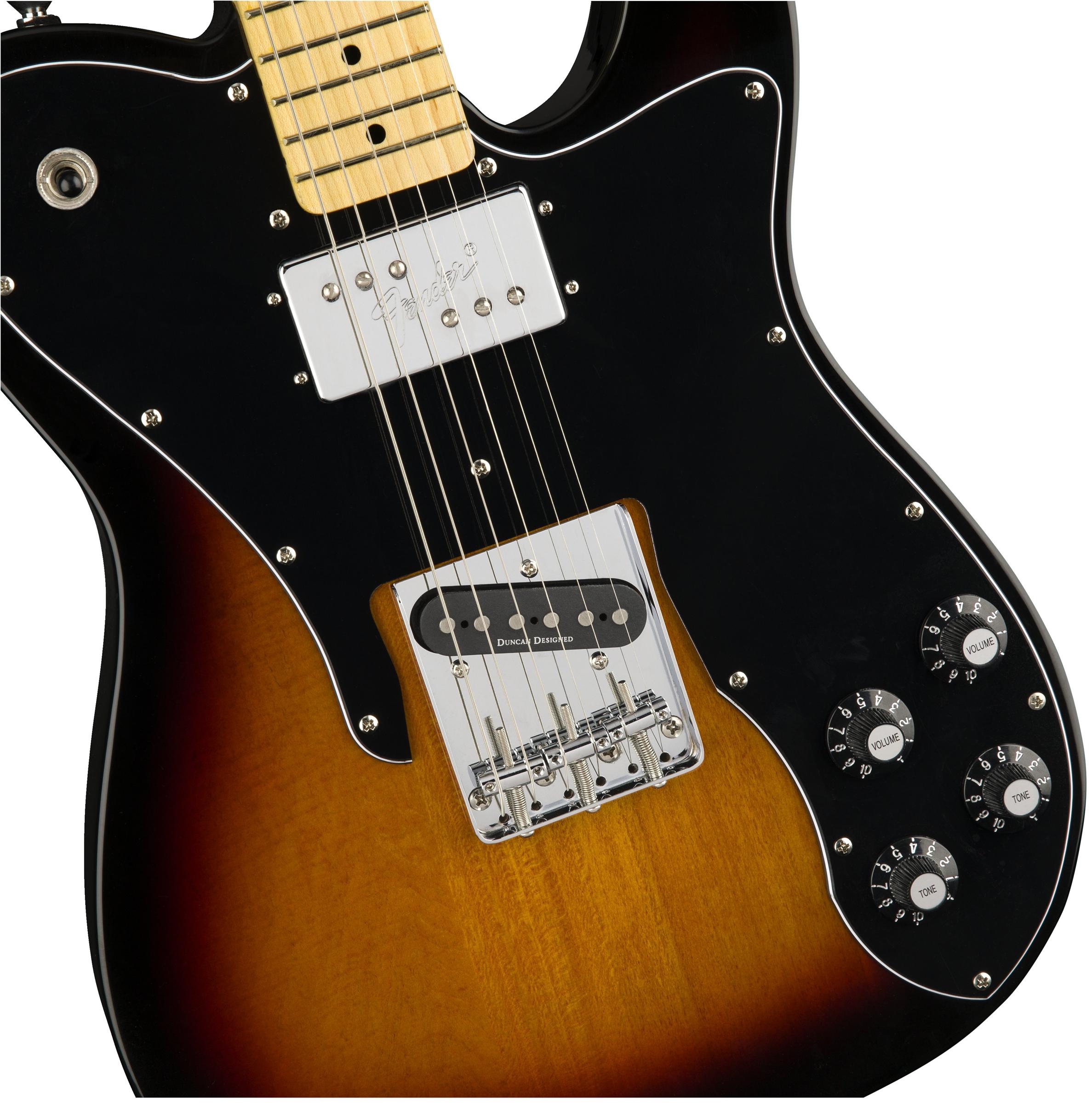 Vintage Modified Telecaster Custom Squier Electric Guitars Duncan Design Wiring Diagram