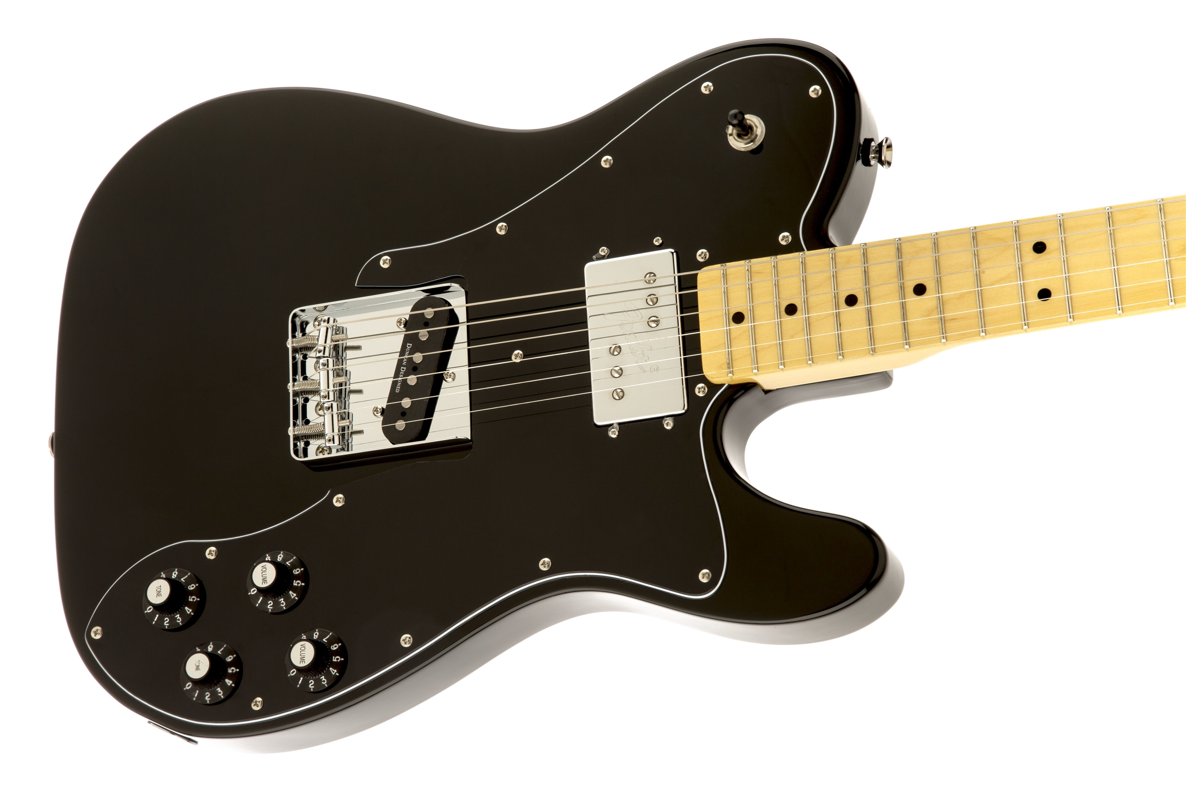 squier vintage modified telecaster custom maple fingerboard black squier electric guitars. Black Bedroom Furniture Sets. Home Design Ideas