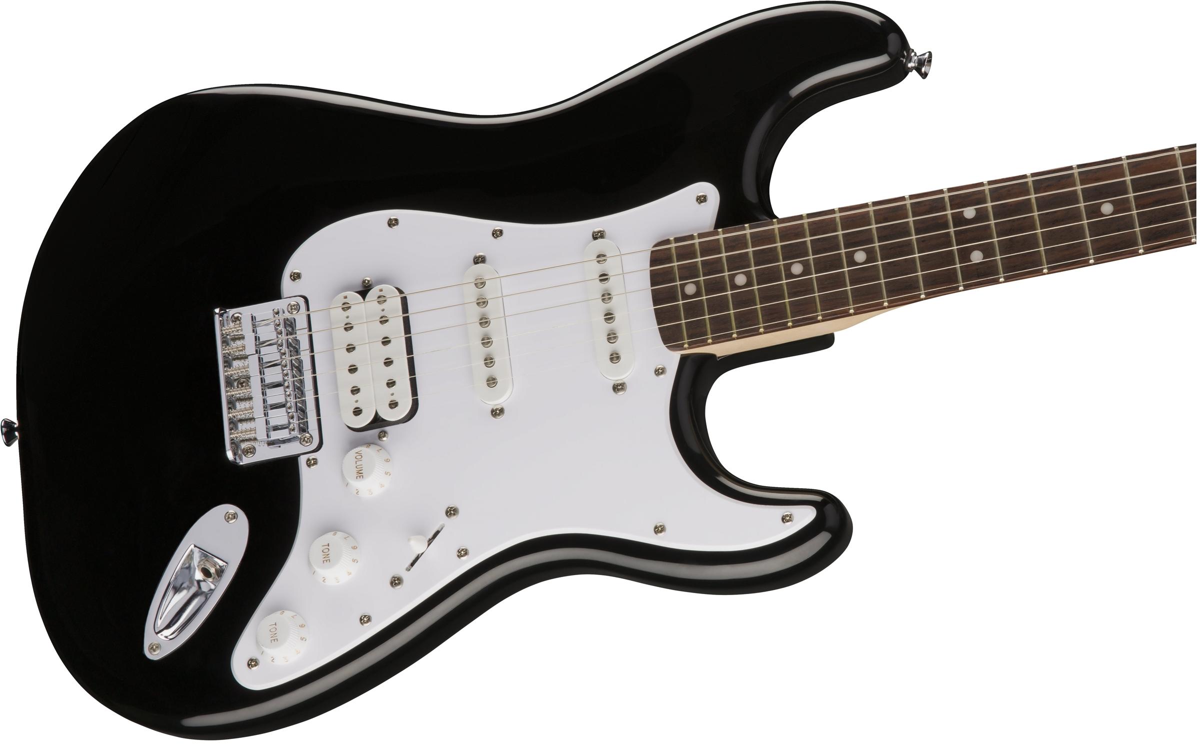 guitare electrique fender squier bullet strat hss rw bsb