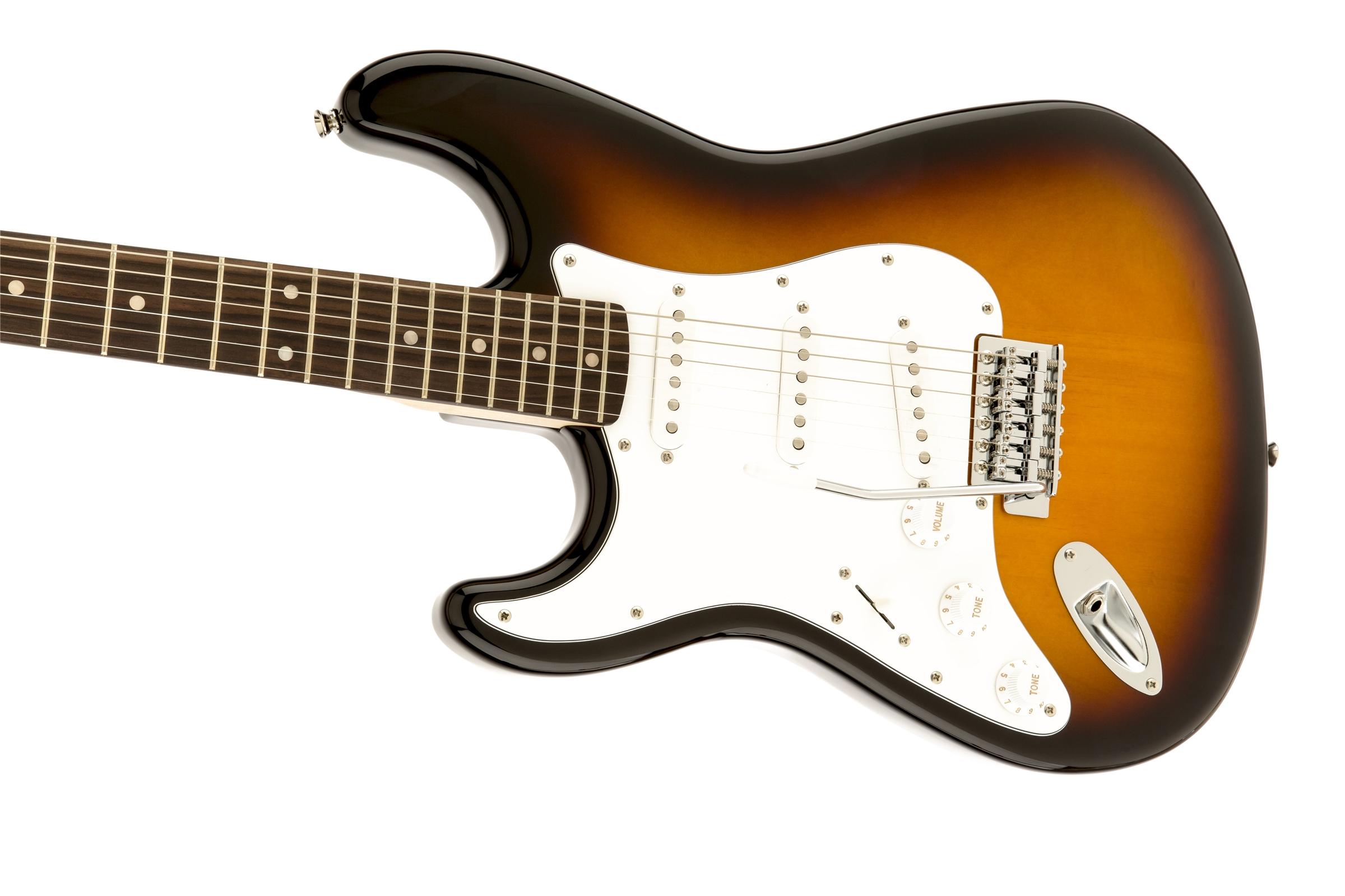 affinity series stratocaster left handed squier electric guitars. Black Bedroom Furniture Sets. Home Design Ideas
