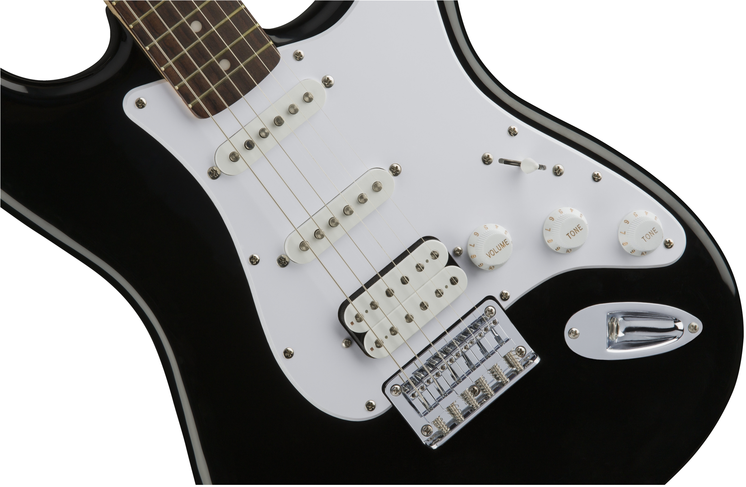 Bullet® Stratocaster® HT HSS   Squier Electric Guitars