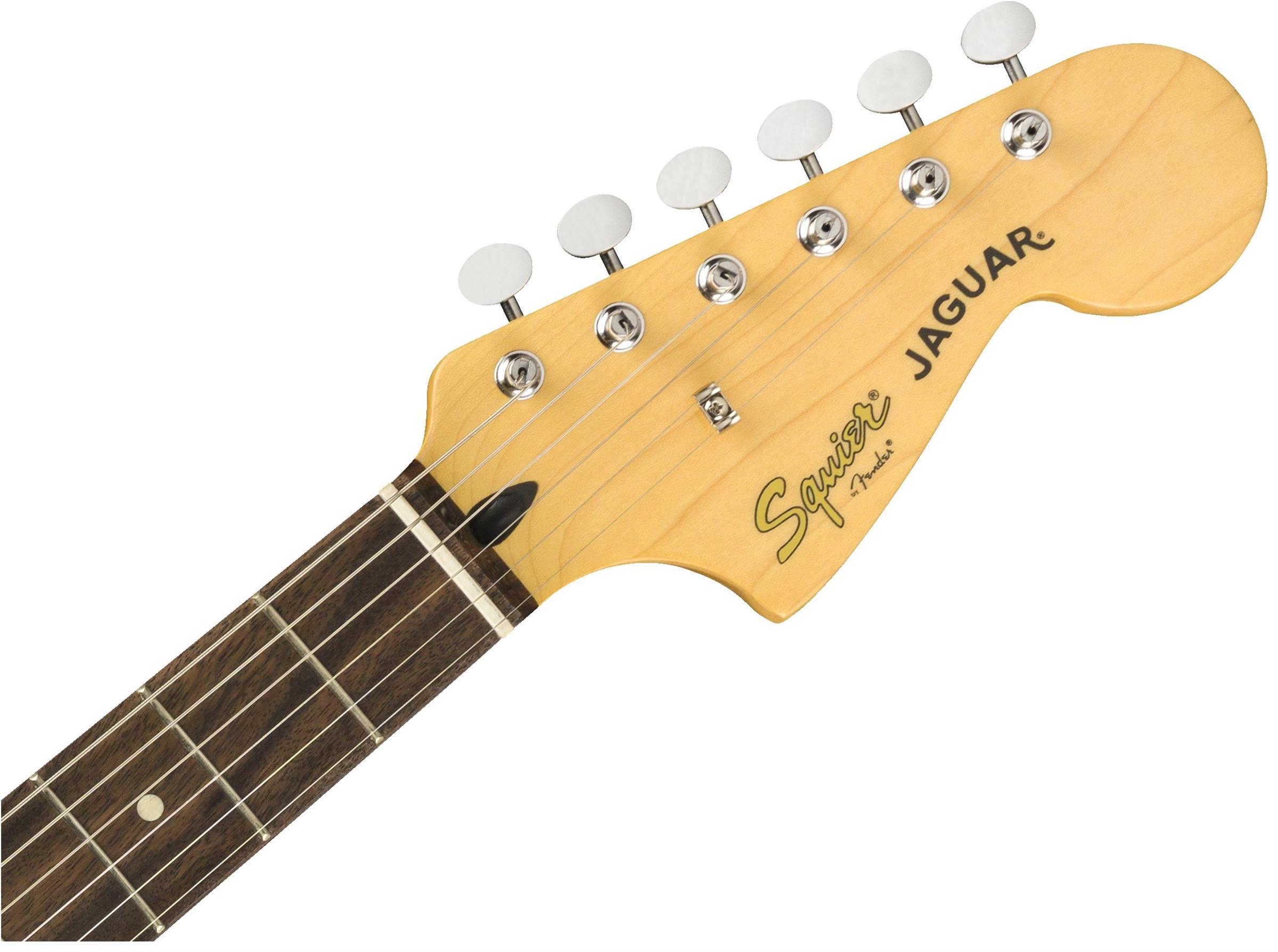 vintage modified jaguar squier electric guitars. Black Bedroom Furniture Sets. Home Design Ideas