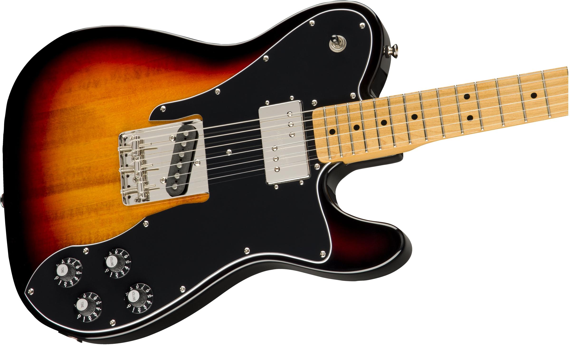 classic vibe 39 70s telecaster custom squier electric guitars. Black Bedroom Furniture Sets. Home Design Ideas