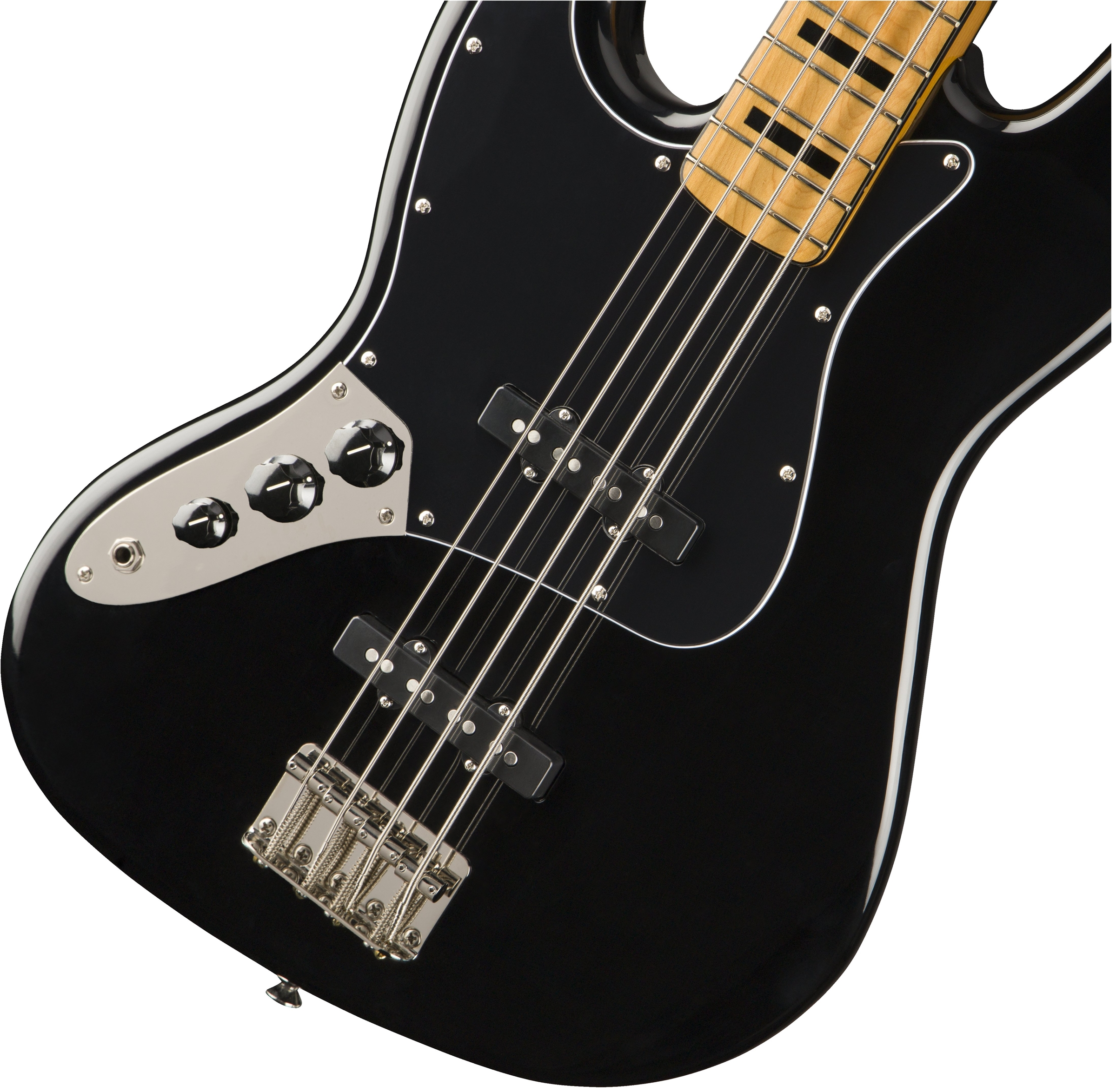 classic vibe 39 70s jazz bass left handed squier electric basses. Black Bedroom Furniture Sets. Home Design Ideas