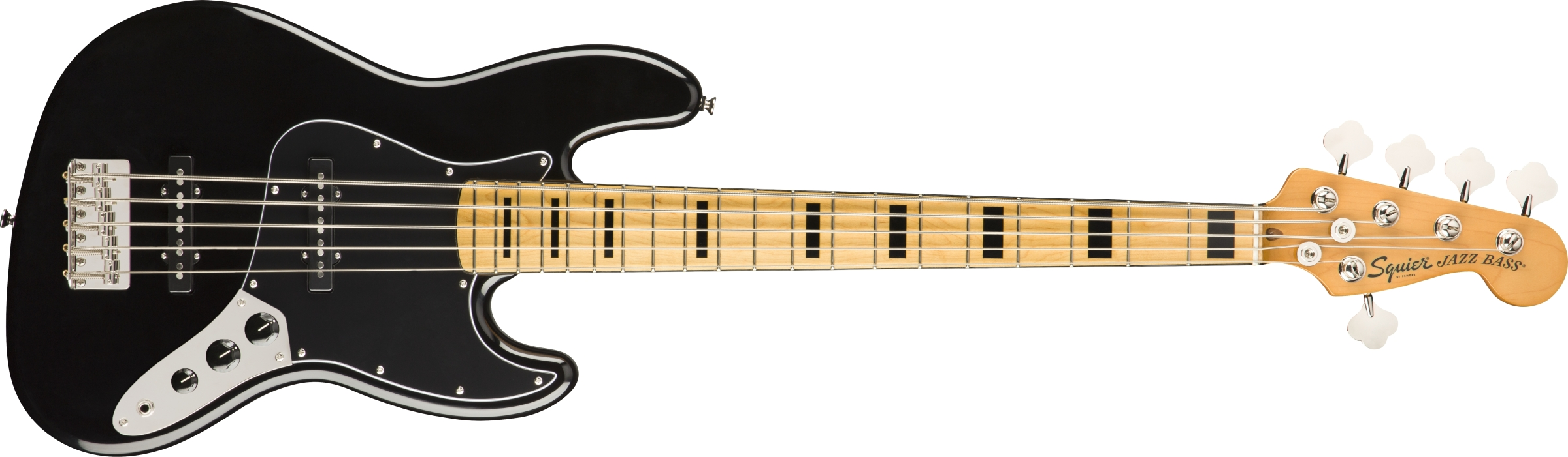 Classic Vibe '70s Jazz Bass® V | Squier Electric Basses