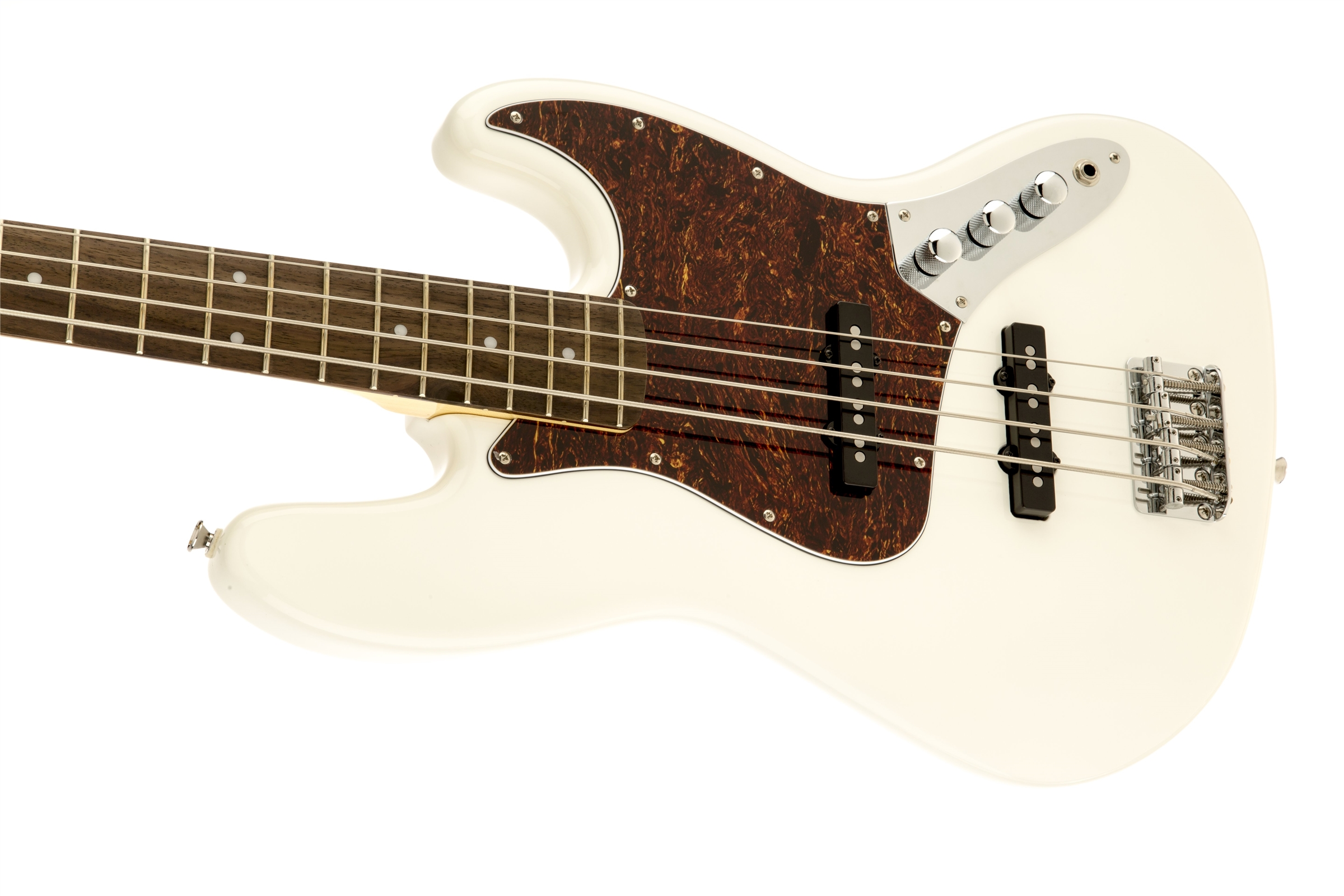 Vintage Modified Jazz Bass Squier Electric Basses