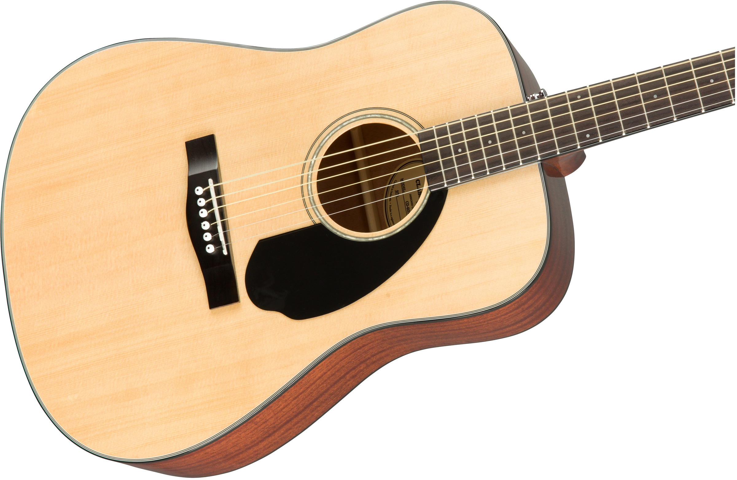 cd 60s dreadnought pack v2 natural acoustic guitars