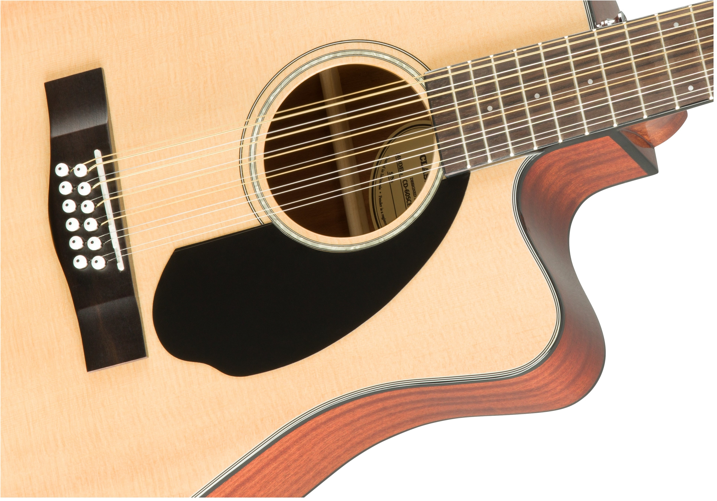 cfcfbd4e1b9 CD-60SCE 12-String | Acoustic Guitars