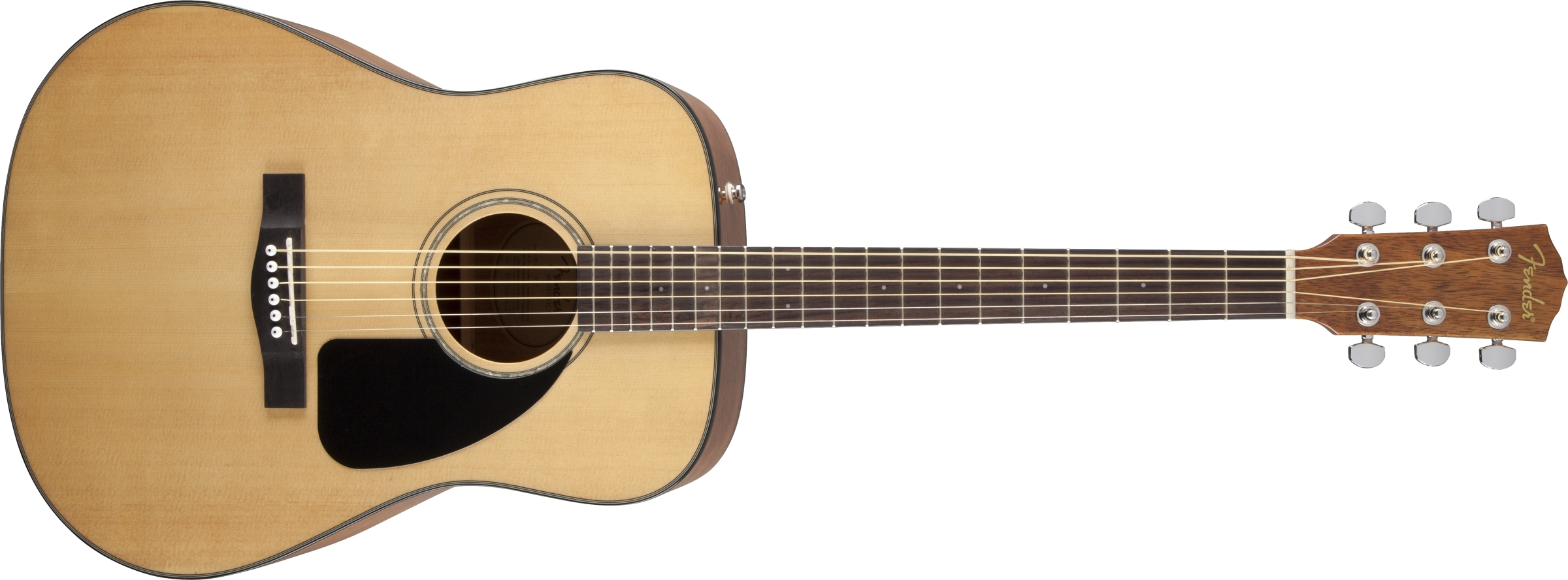 Image of Fender CD-60 Dread V3 w/ Case Natural coming soon