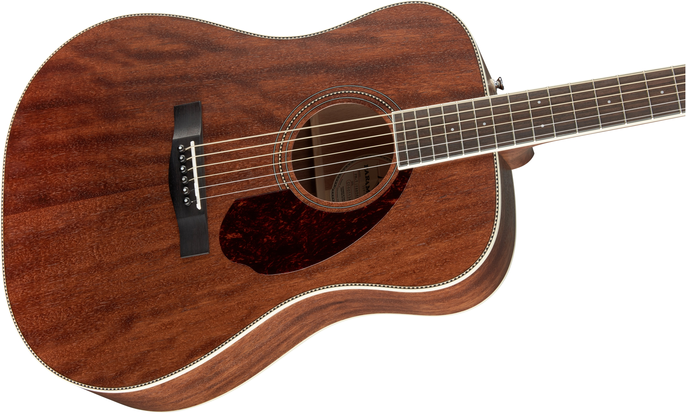 f03573472e65 PM-1 Standard Dreadnought All-Mahogany NE